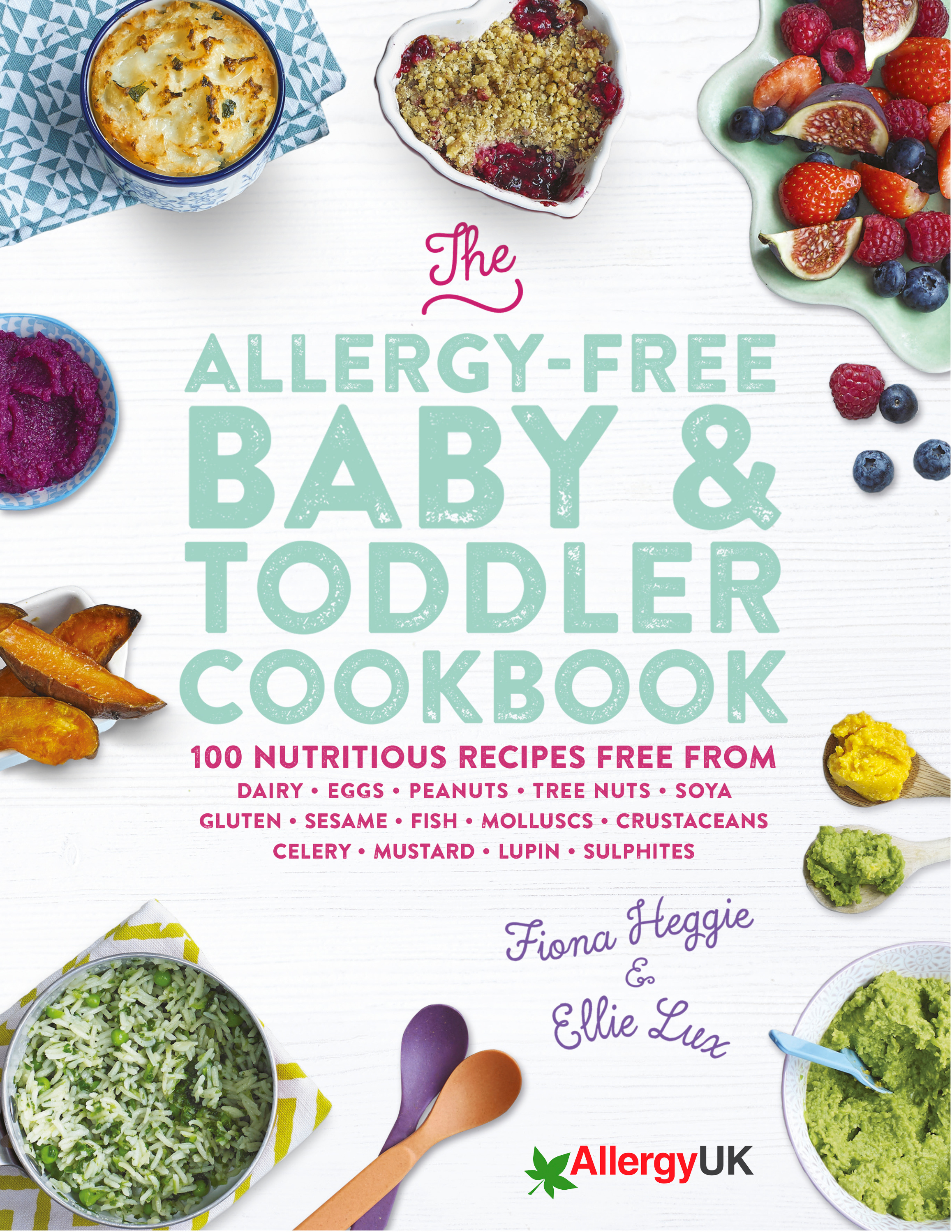 The allergy free baby toddler cookbook 100 delicious recipes free download image download image forumfinder Choice Image