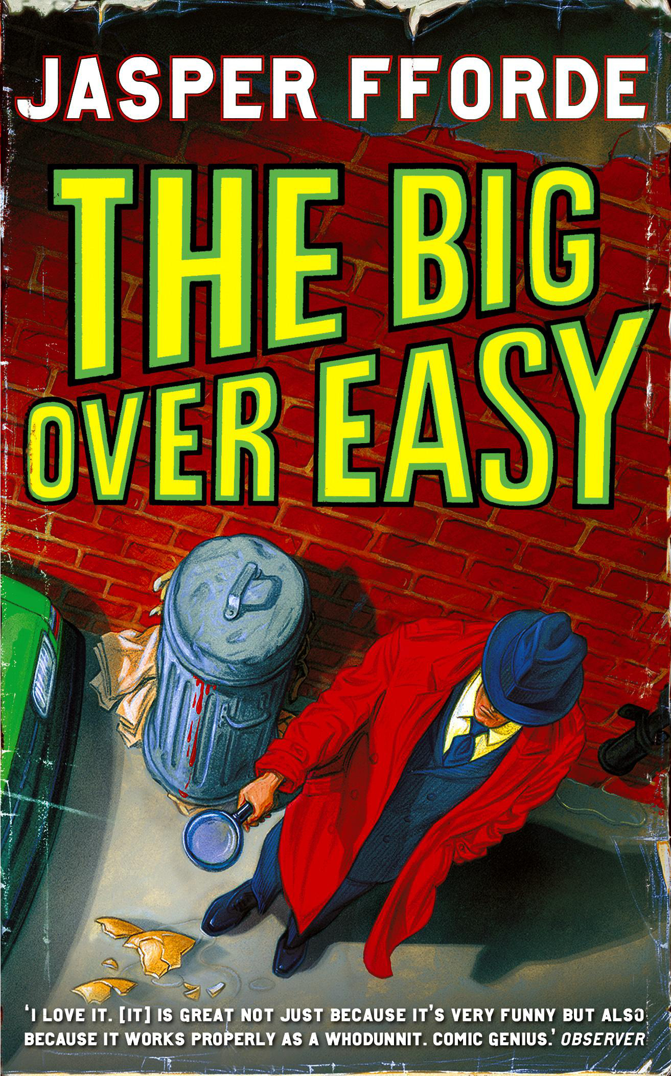 Big Over Easy by Jasper Fforde