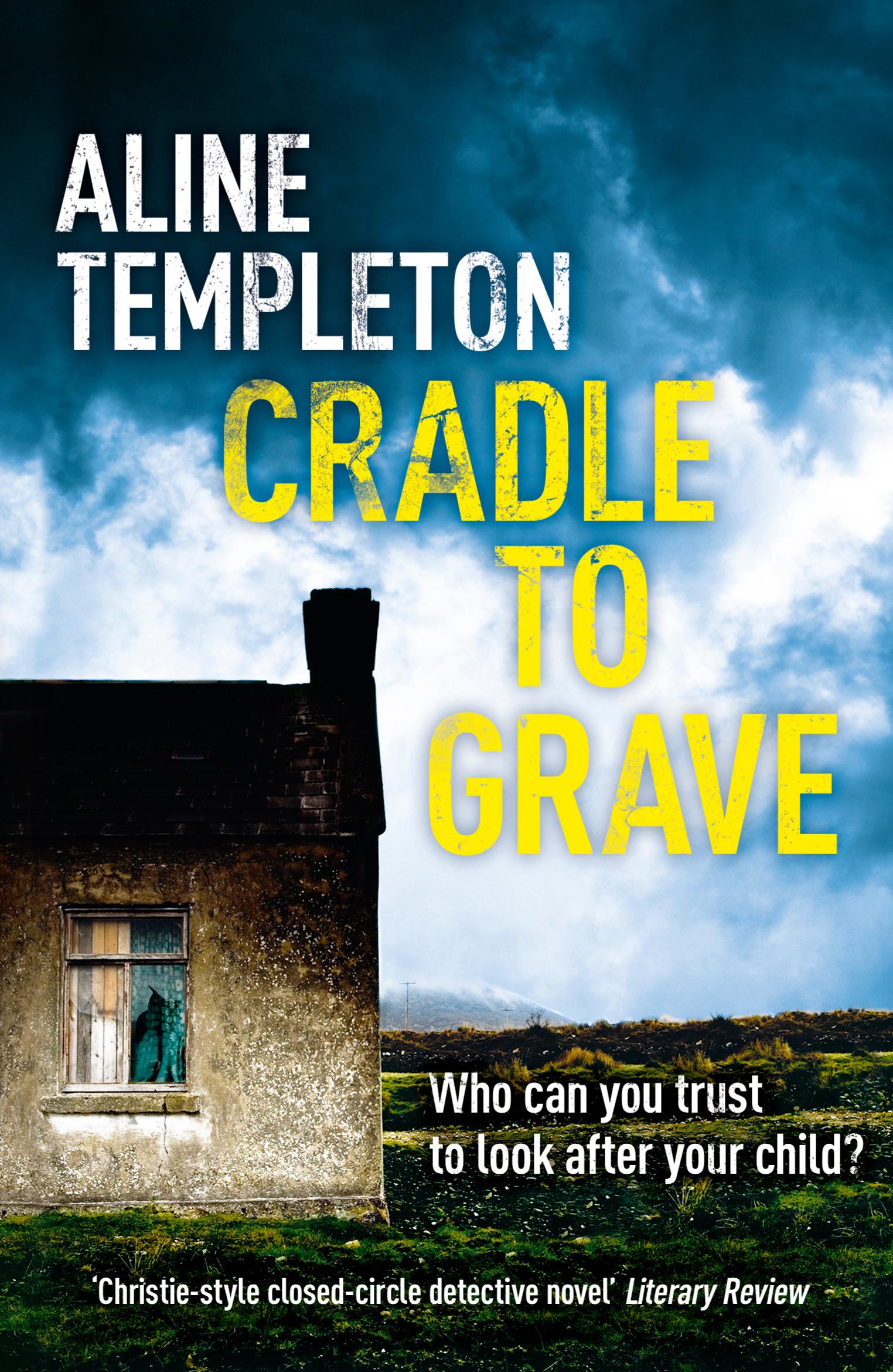 lying dead templeton aline