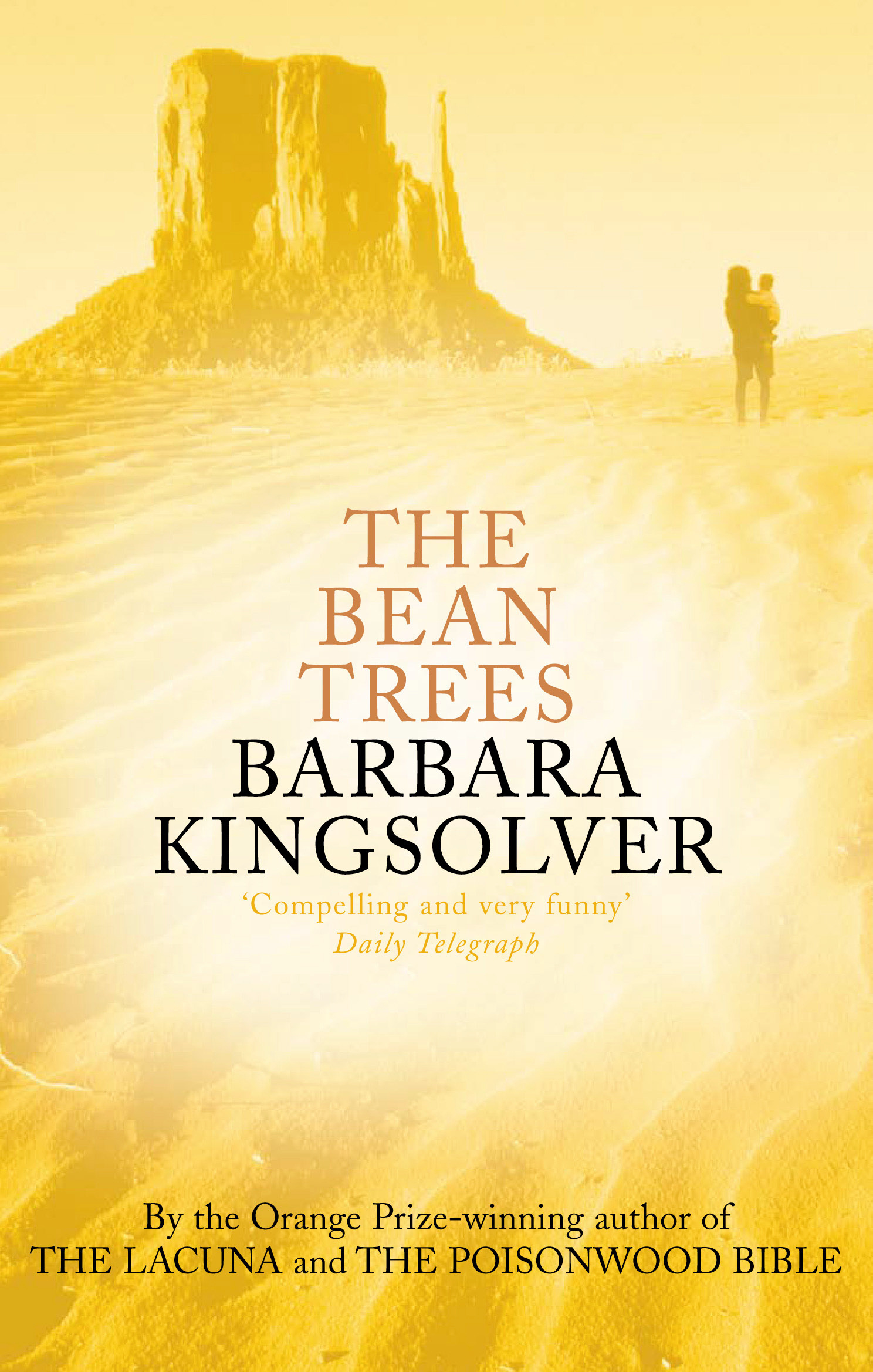 the dramatic changes of taylor in the novel the bean trees by barbara kingsolver A description of tropes appearing in bean trees a novel by barbara kingsolver about a small town girl named taylor greer who decides to drive her car as far.