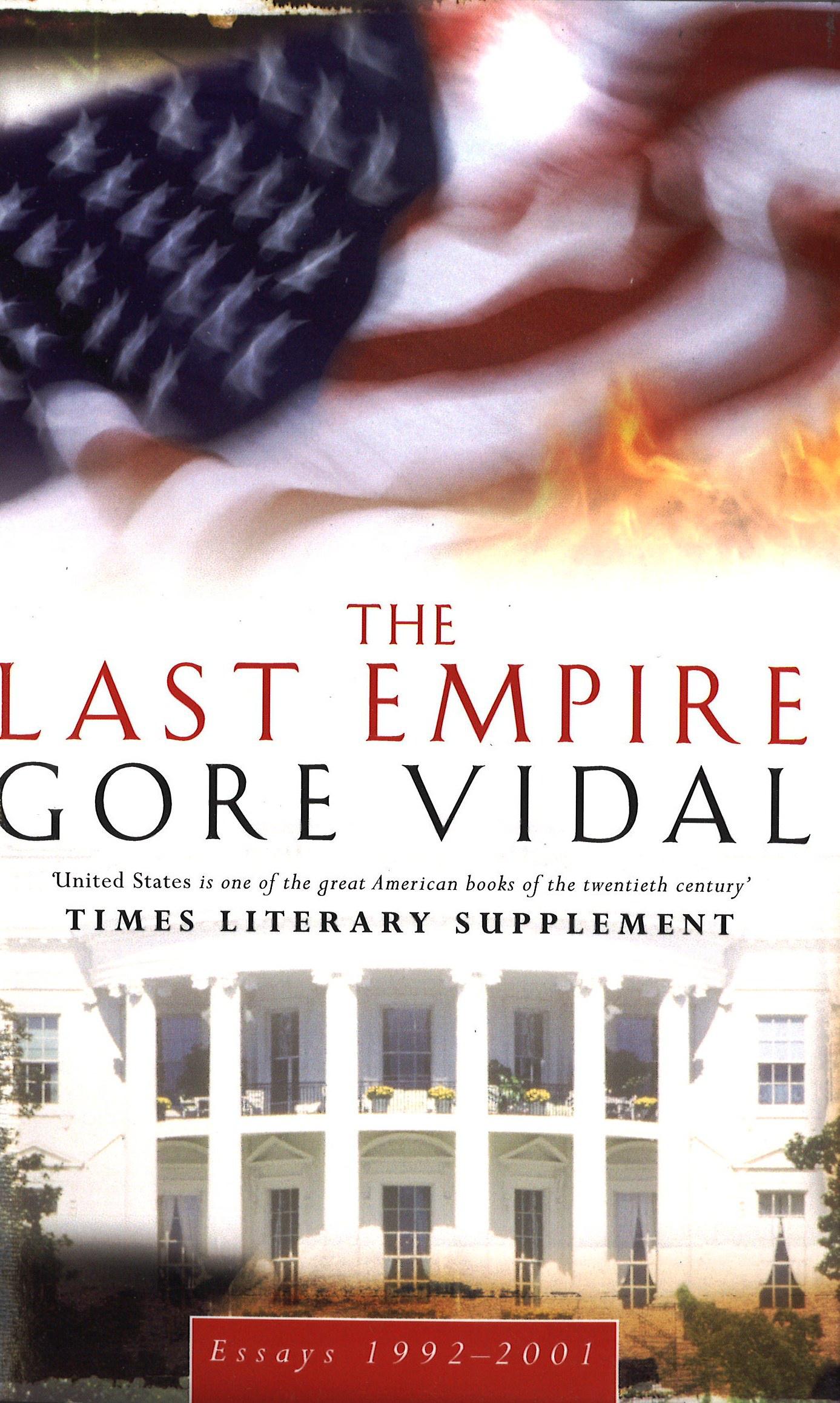 gore vidal american essays