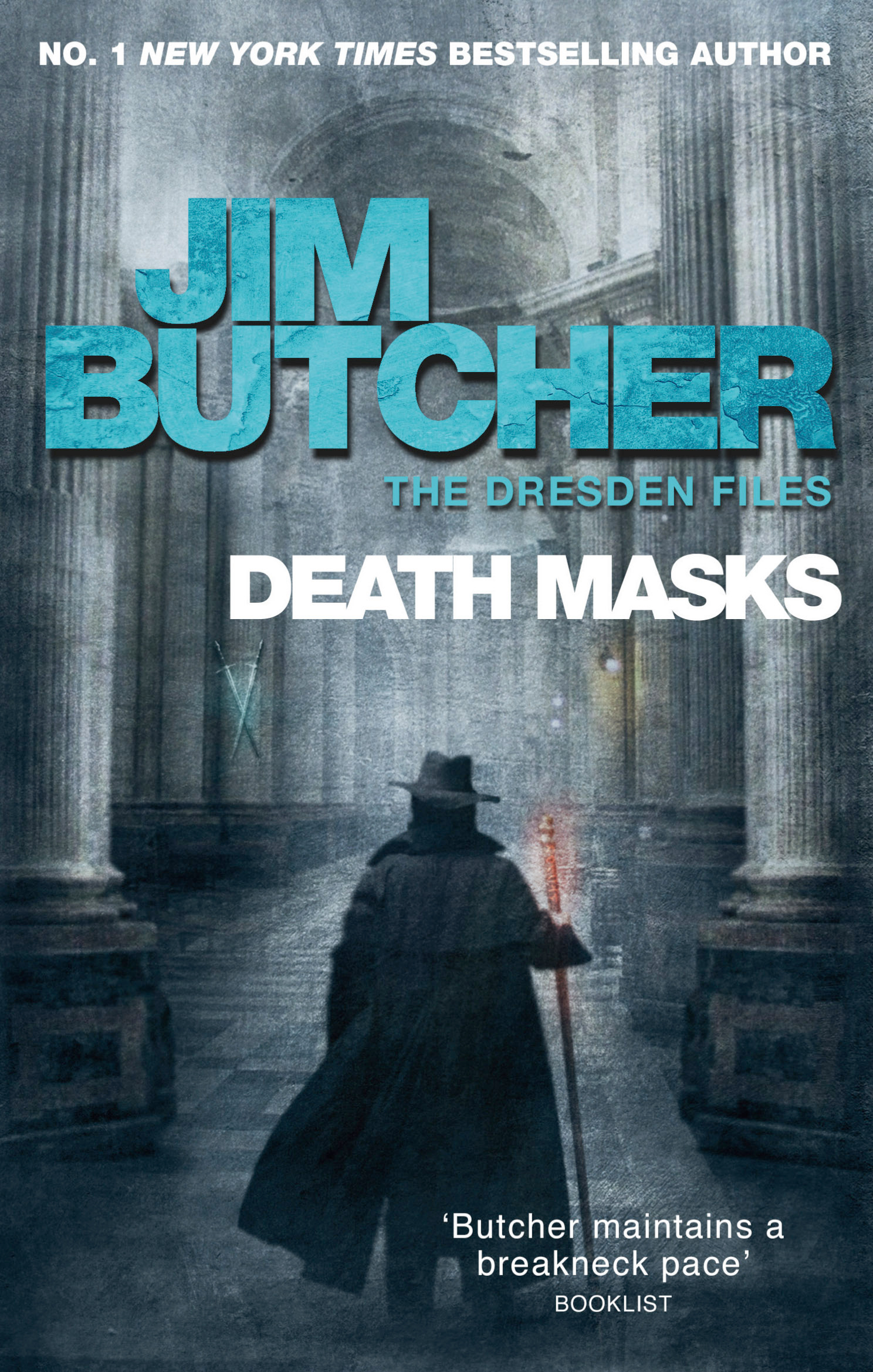 Death Masks: The Dresden Files, Book Five by Jim Butcher - Books - Hachette  Australia