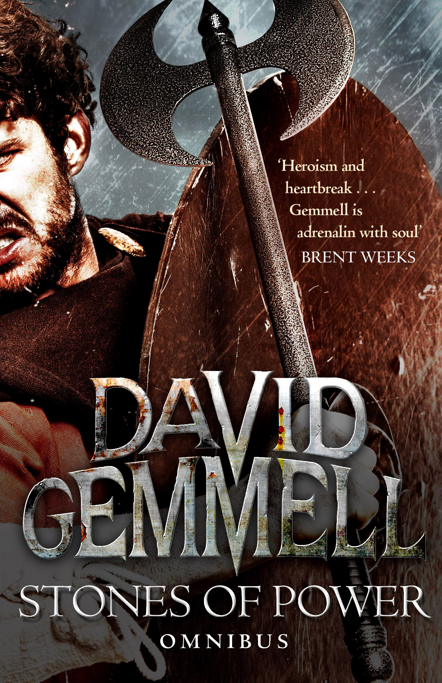 Stones Of Power The Omnibus Edition By David Gemmell