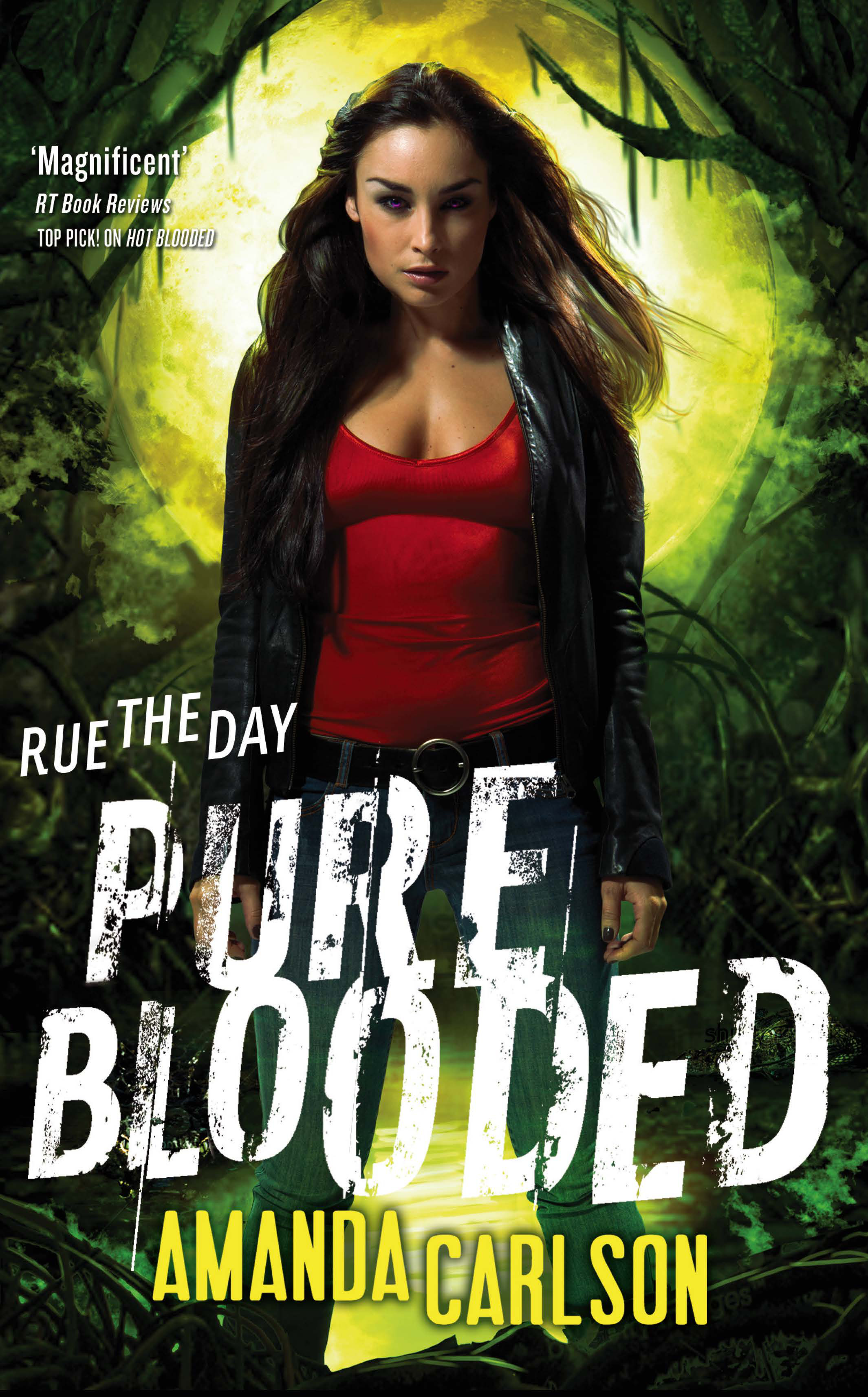 Pure blooded book 5 in the jessica mcclain series by amanda carlson imprint fandeluxe Gallery
