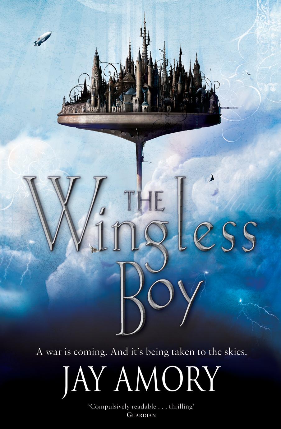 the wingless boy amory jay