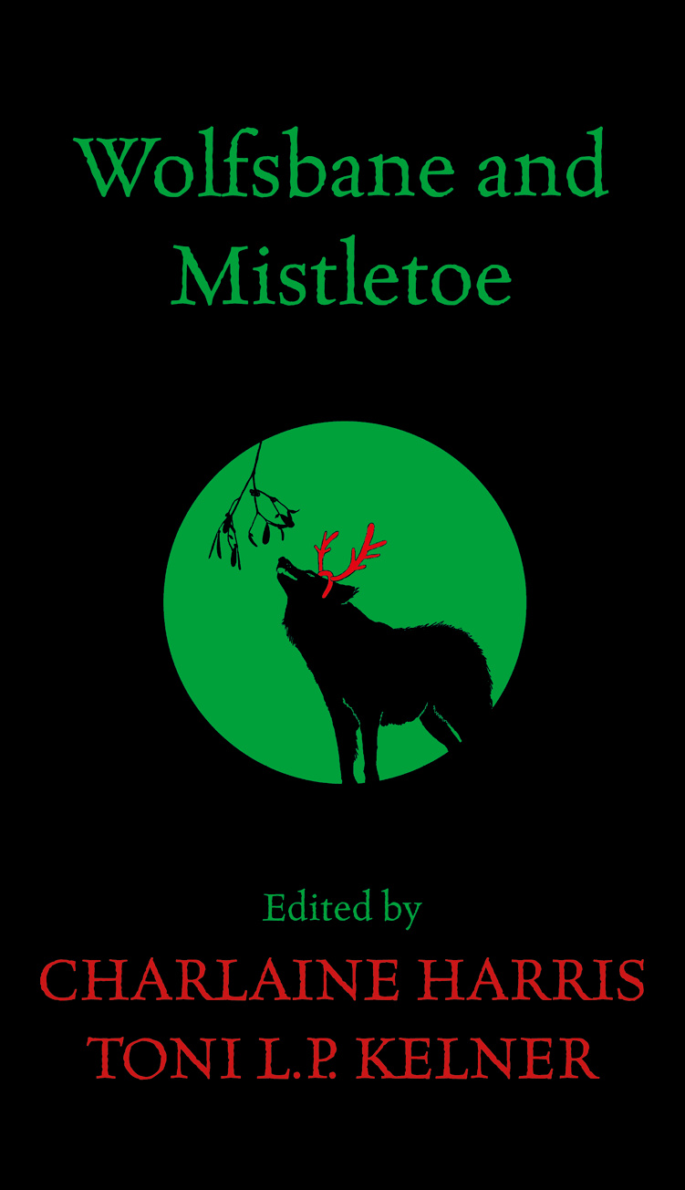 Image result for wolfsbane and mistletoe book cover