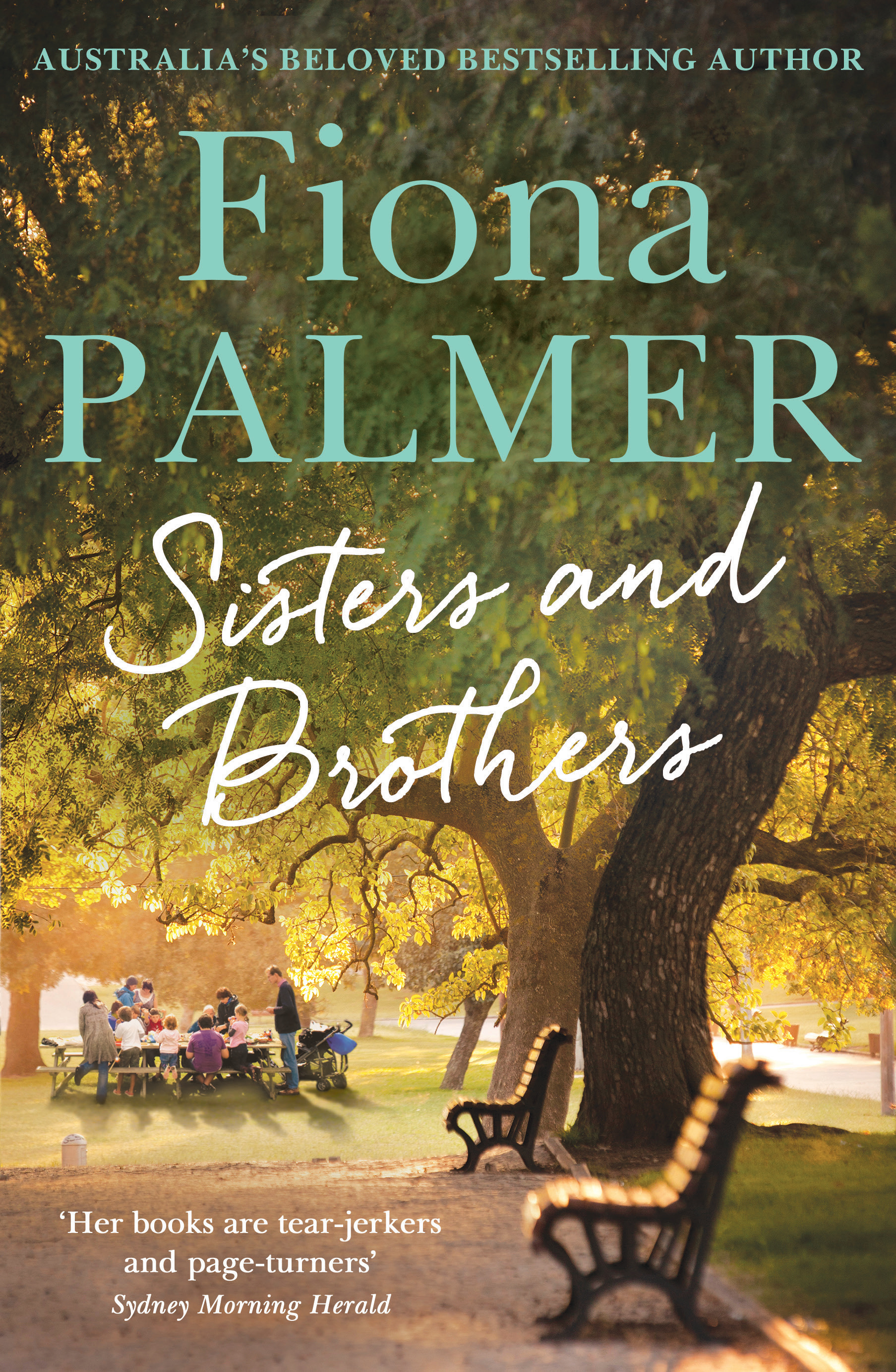 sisters and brothers by fiona palmer books hachette australia