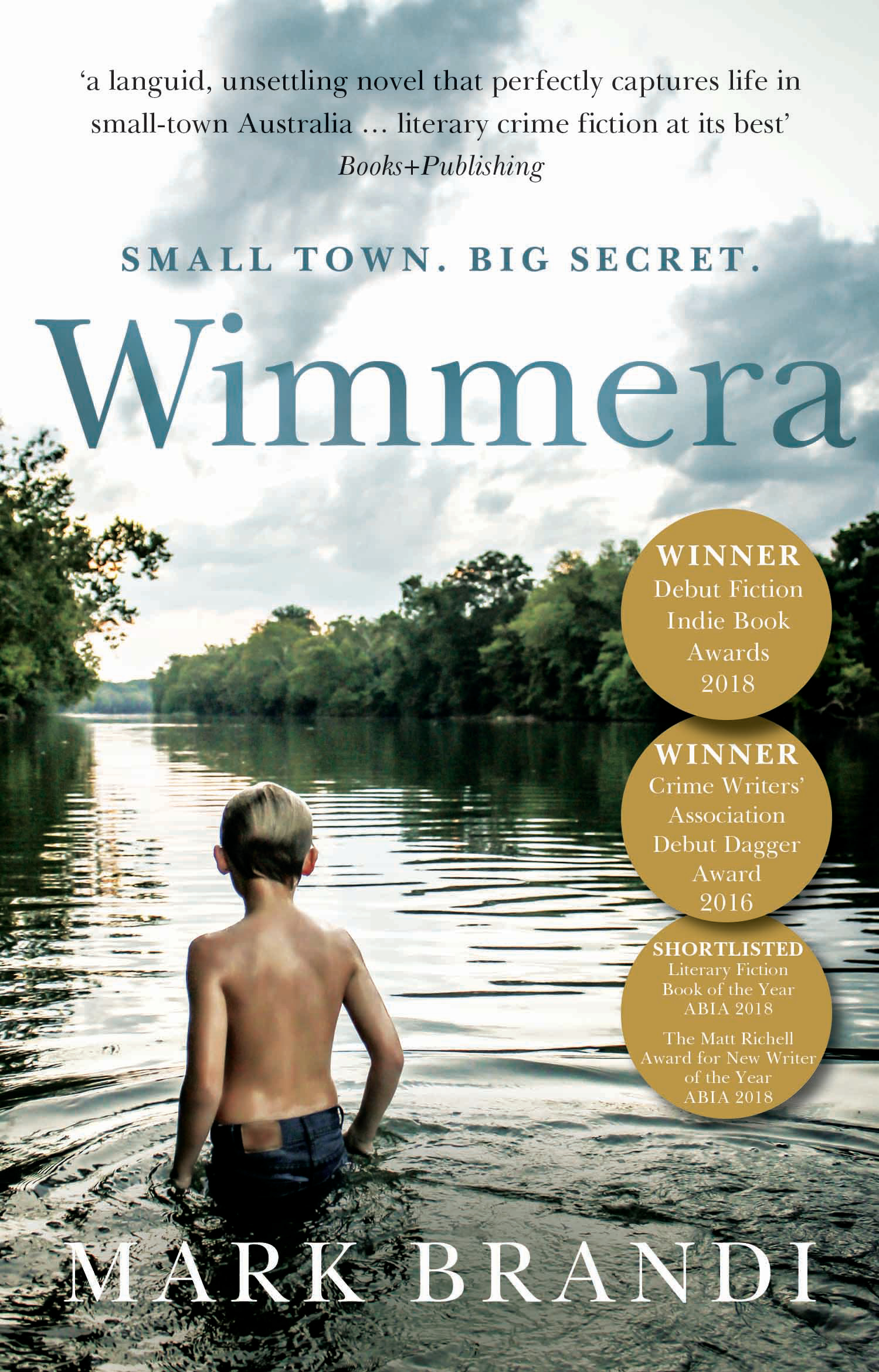 Wimmera The Bestselling Australian Debut From The Crime Writers