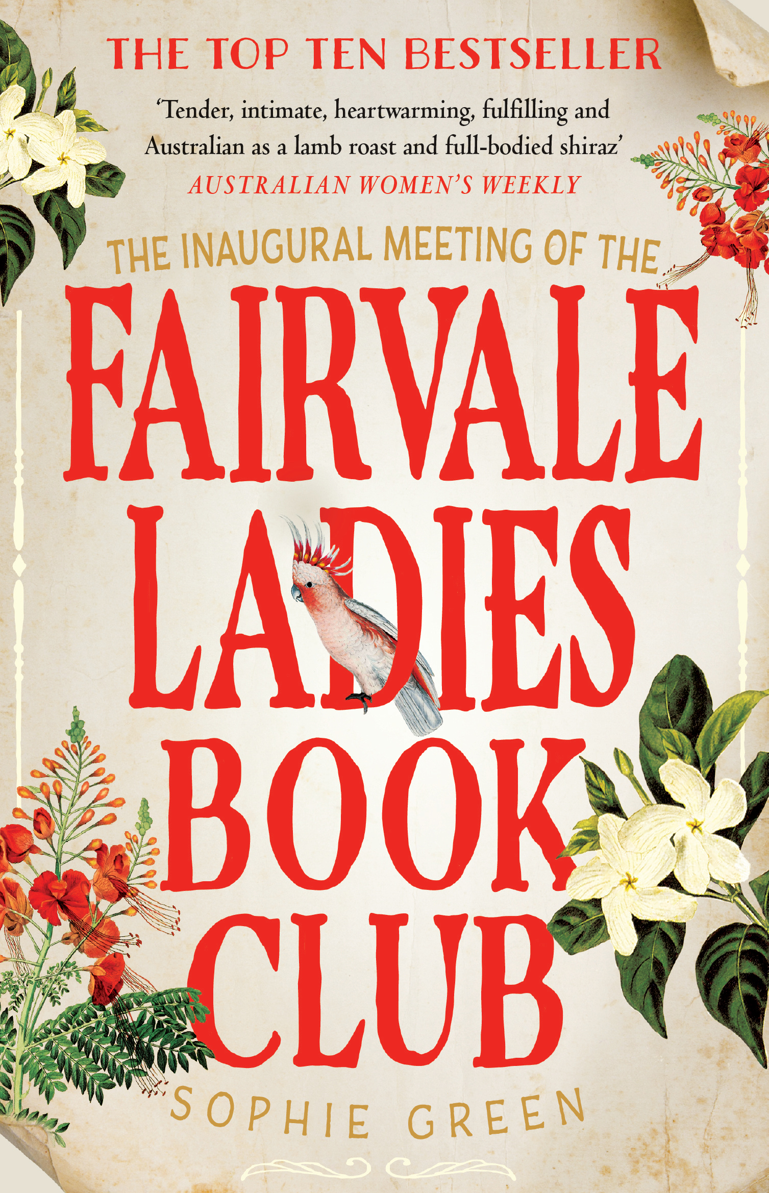 The Inaugural Meeting Of The Fairvale Ladies Book Club By Sophie