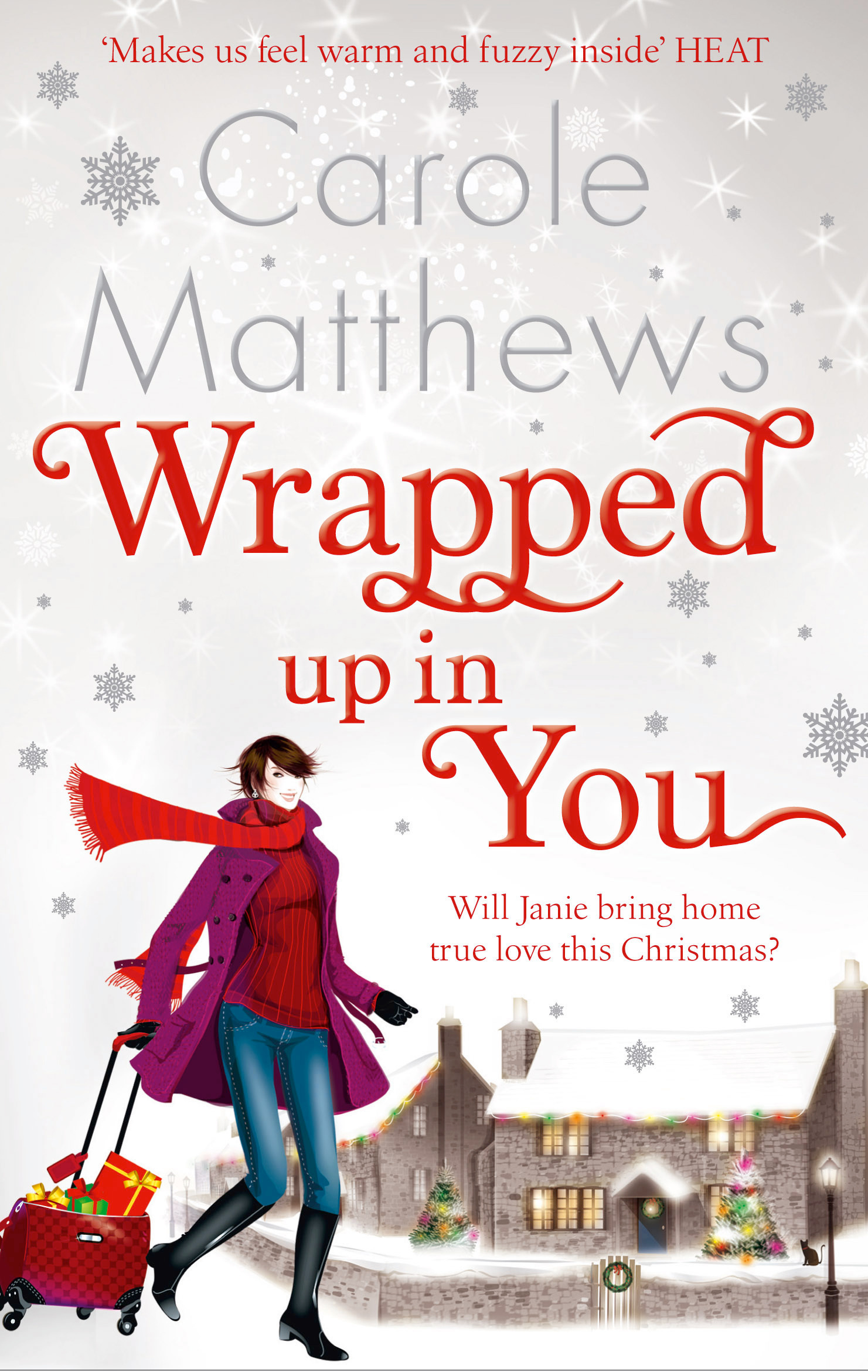 Wrapped Up In You By Carole Matthews Books Hachette Australia