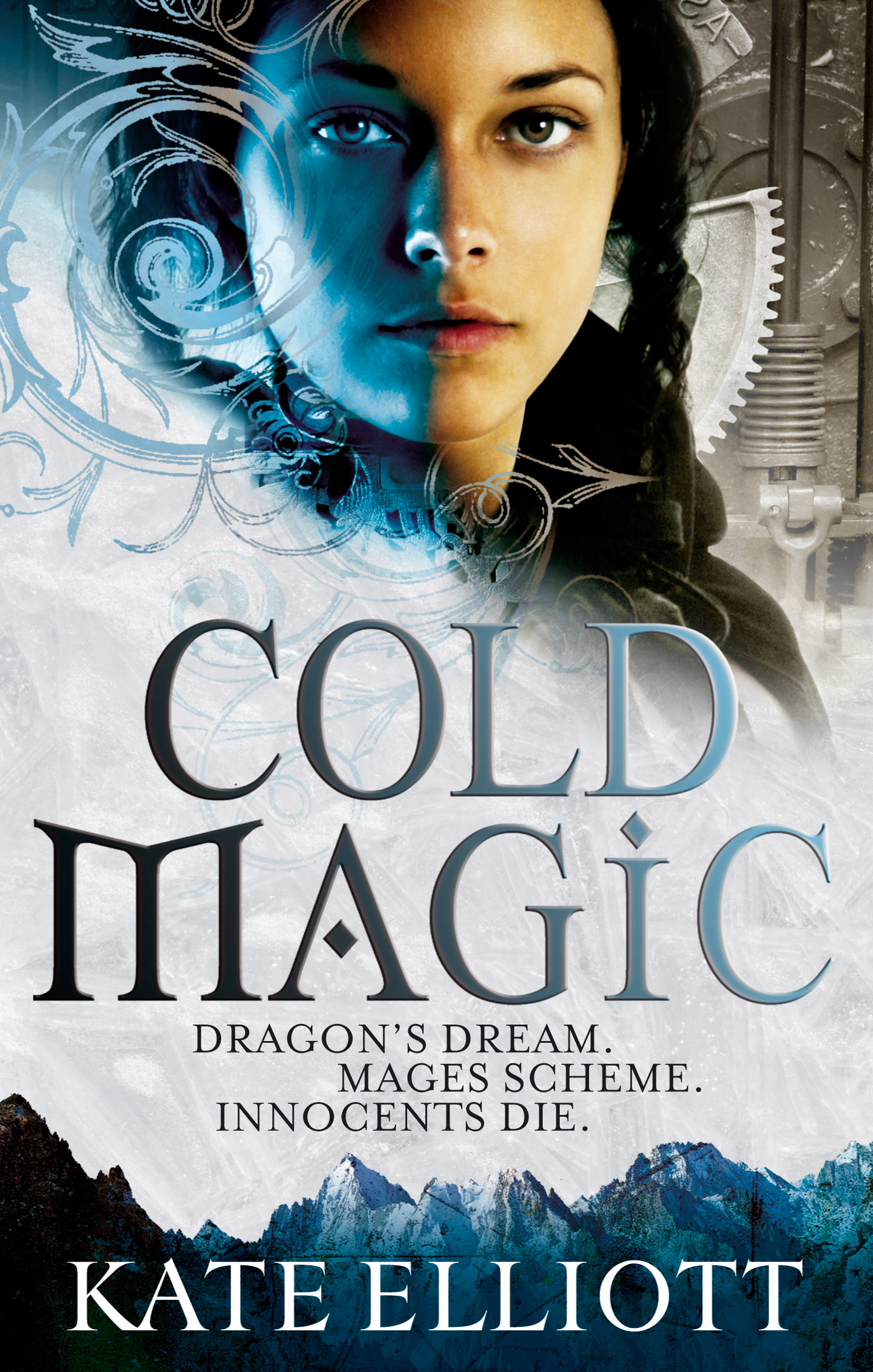 Cold Magic Spiritwalker Book One By Kate Elliott Books