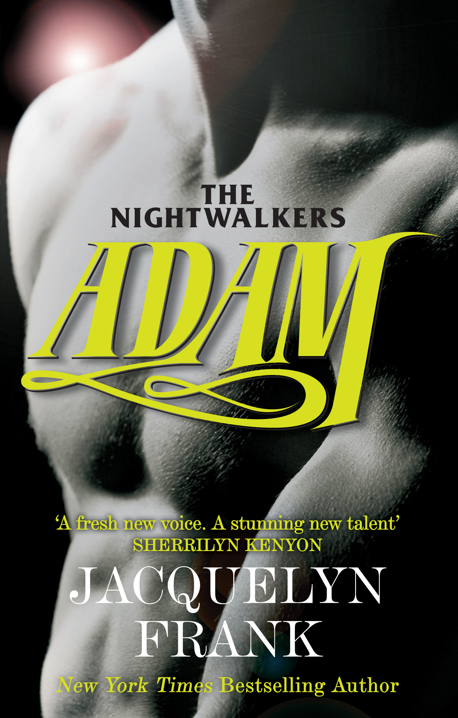 Adam Number 6 In Series By Jacquelyn Frank Books Hachette Australia