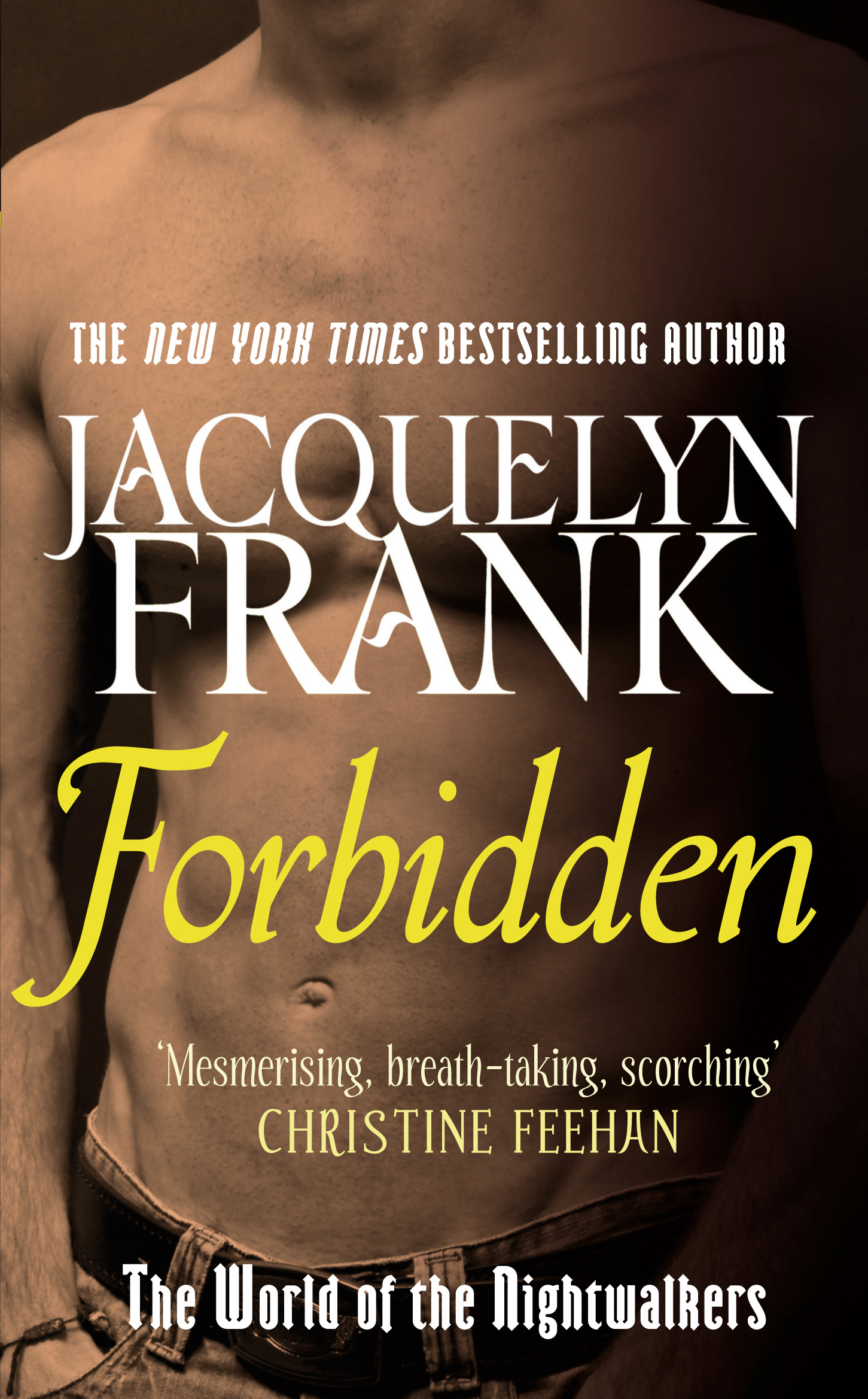 Forbidden Number 1 In Series By Jacquelyn Frank Books Hachette