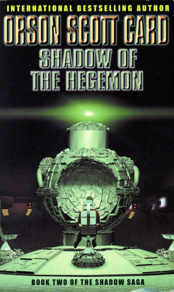 Shadow Of The Hegemon Book 2 Of The Shadow Saga By Orson Scott Card