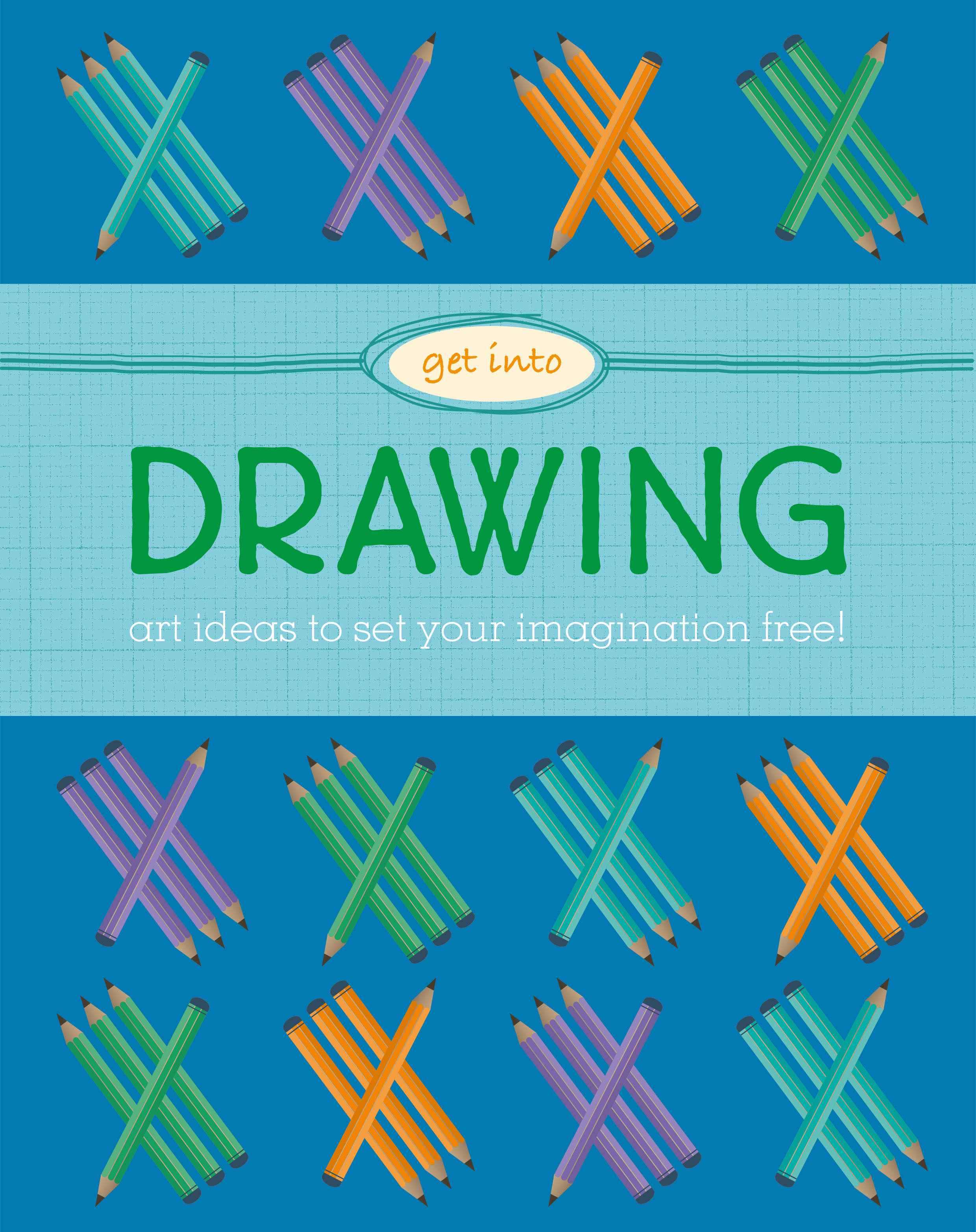 How To Draw Absolutely Anything Activity Book By ILYA