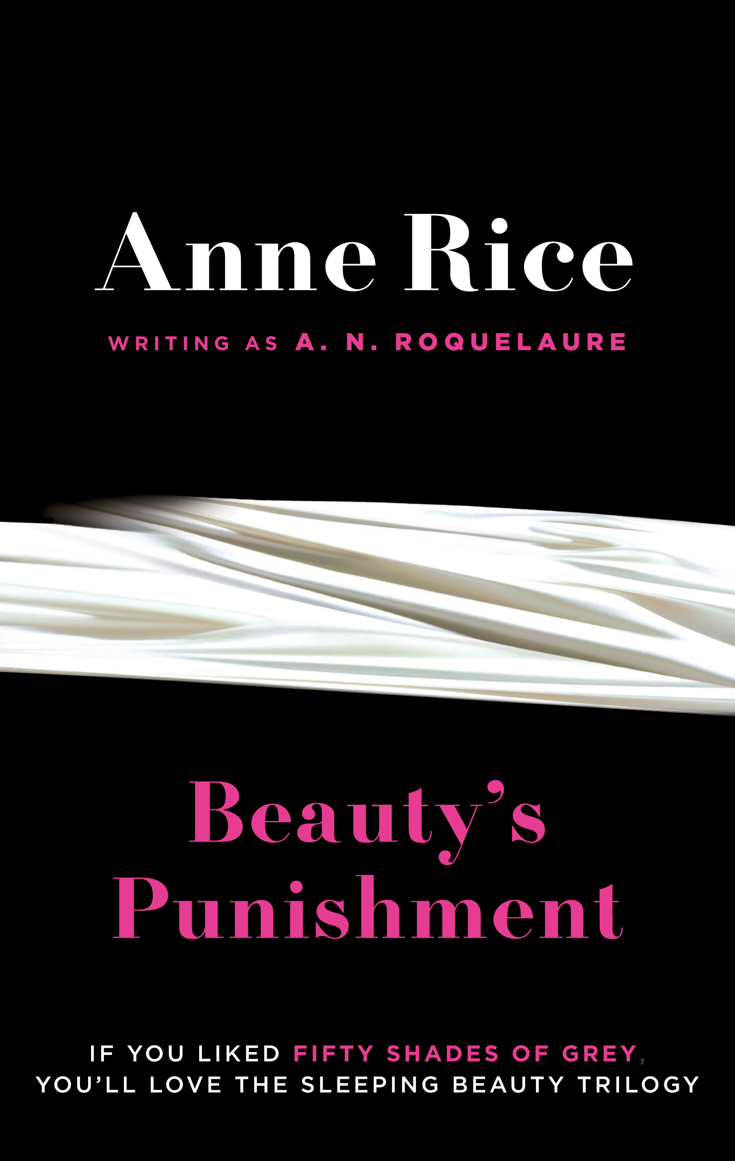 Erotic novels by ann rice