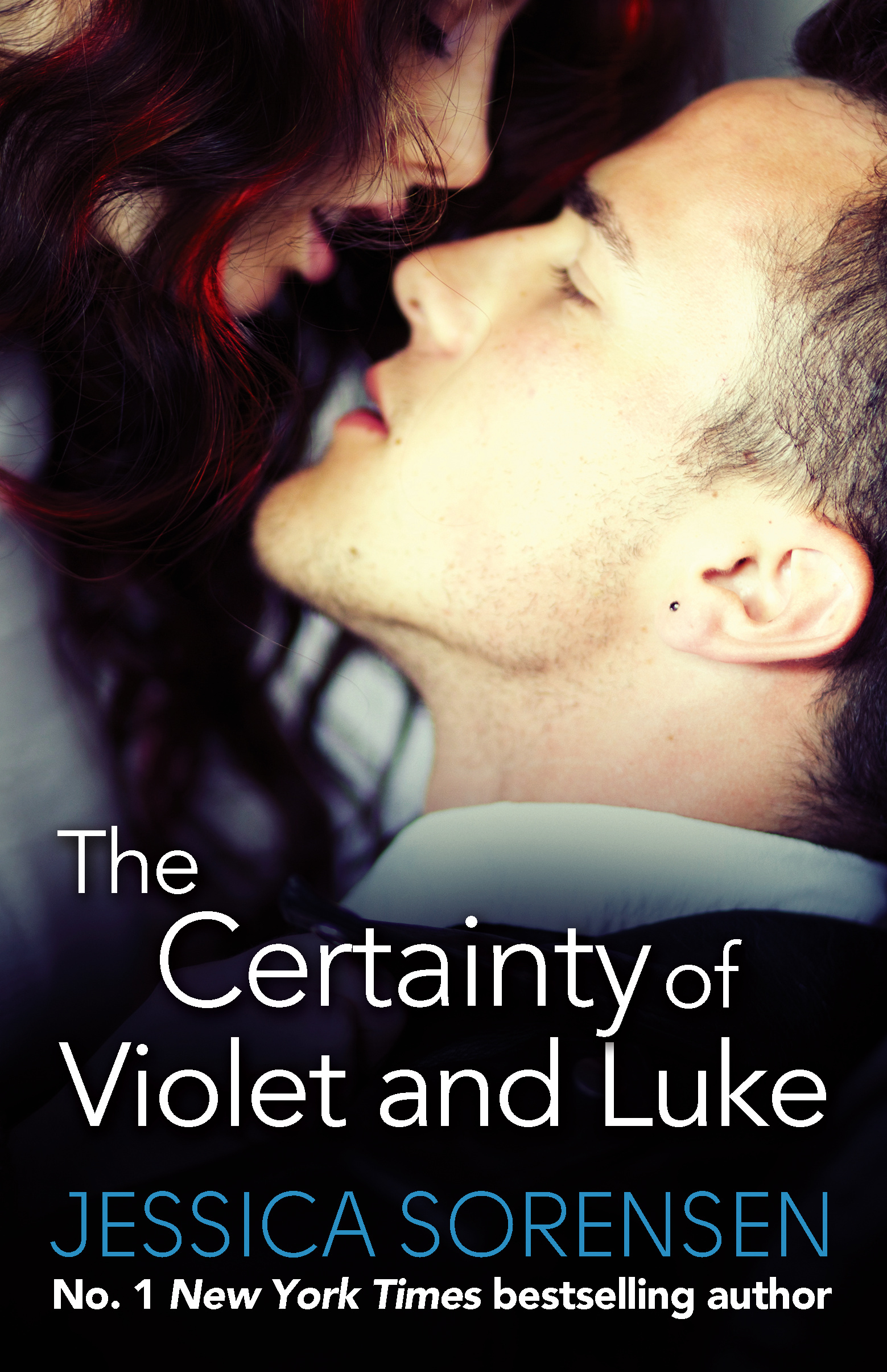 The Certainty Of Violet And Luke By Jessica Sorensen Books