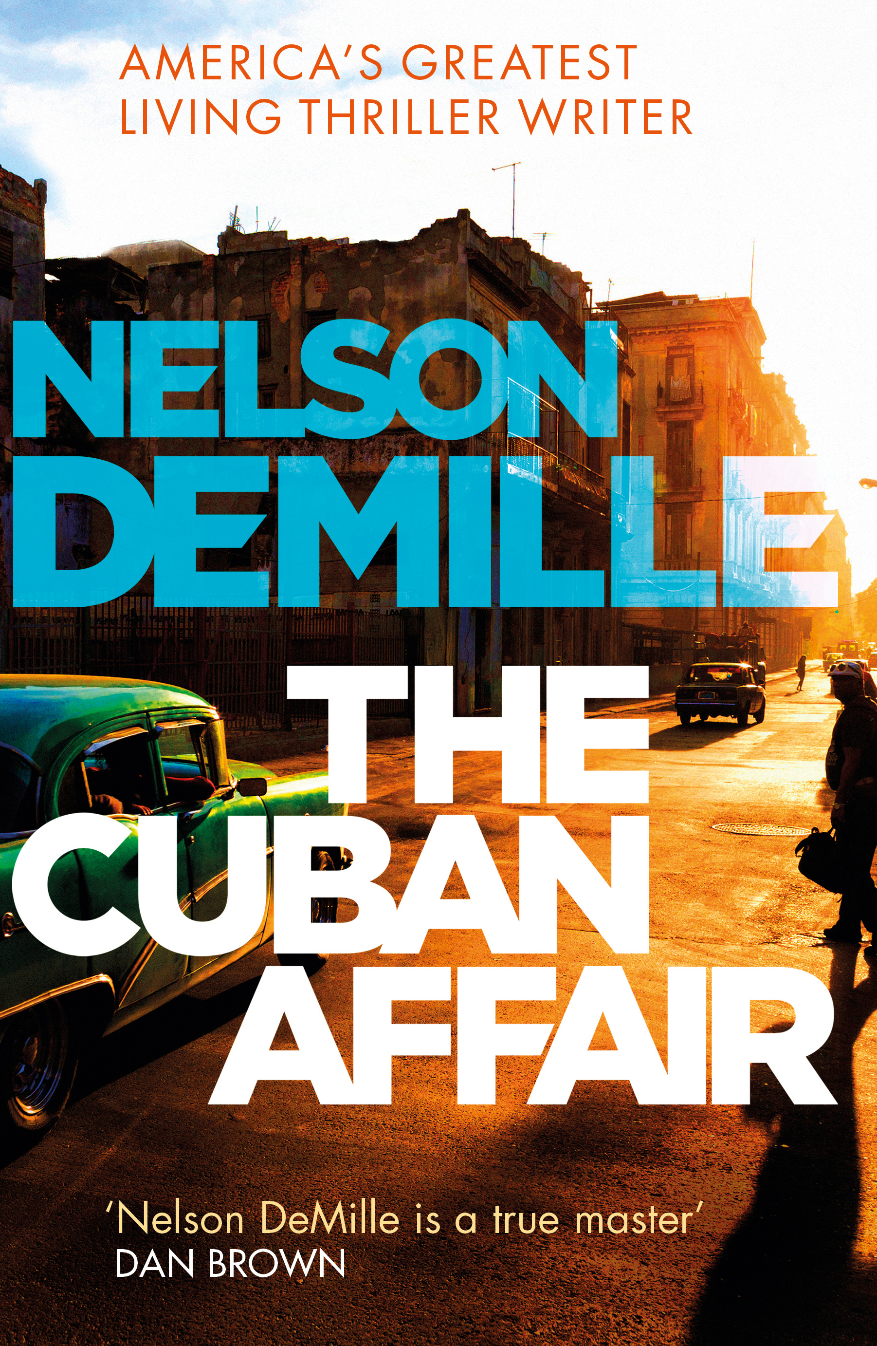 Books · Nelson DeMille · The Cuban Affair · Download Image · Download Image  · Download Image ...
