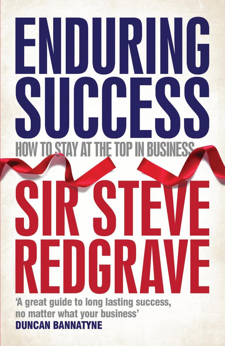 enduring success steve redgrave sir