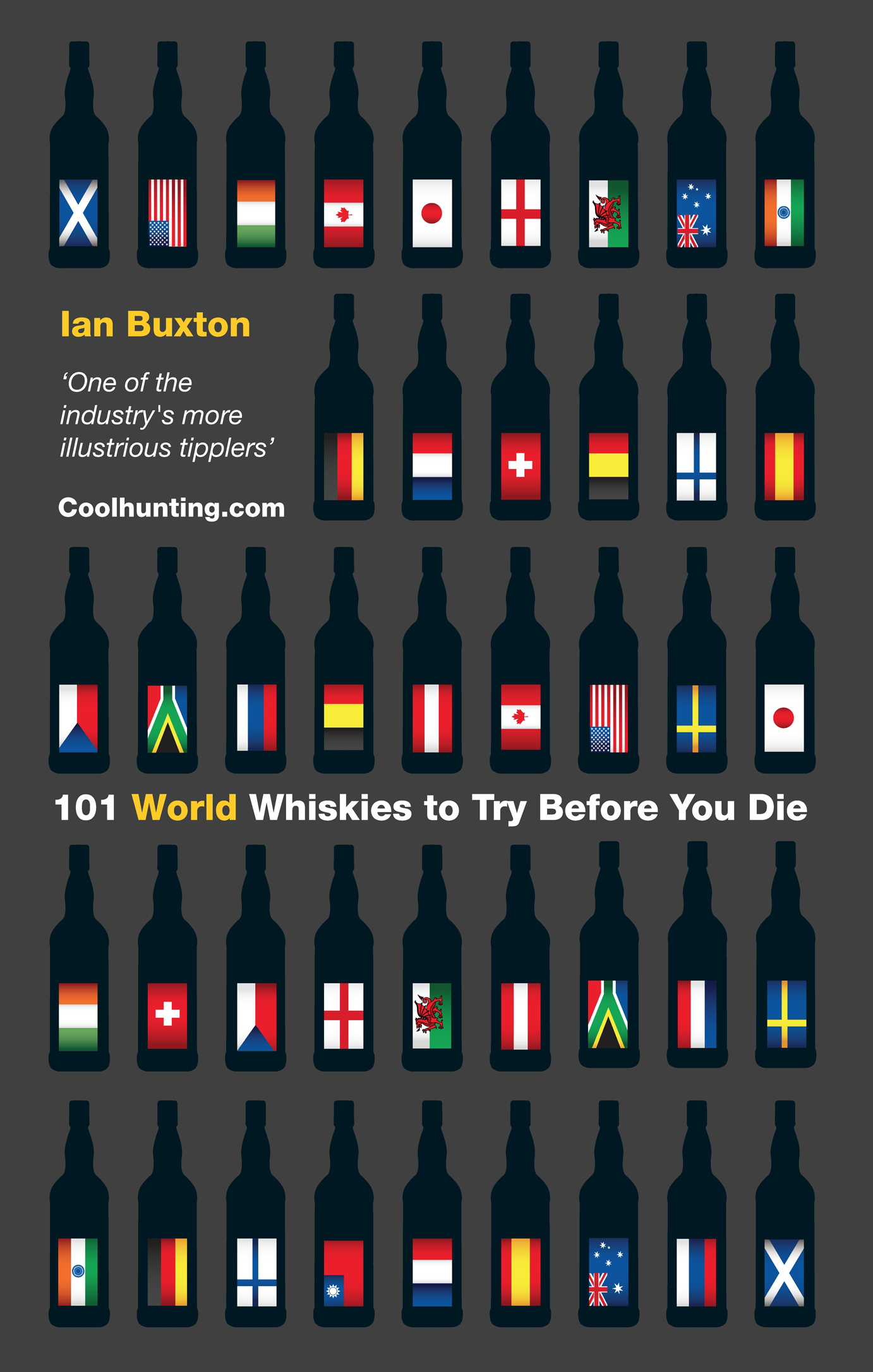 101 World Whiskies to Try Before You Die by Ian Buxton - Books - Hachette  Australia