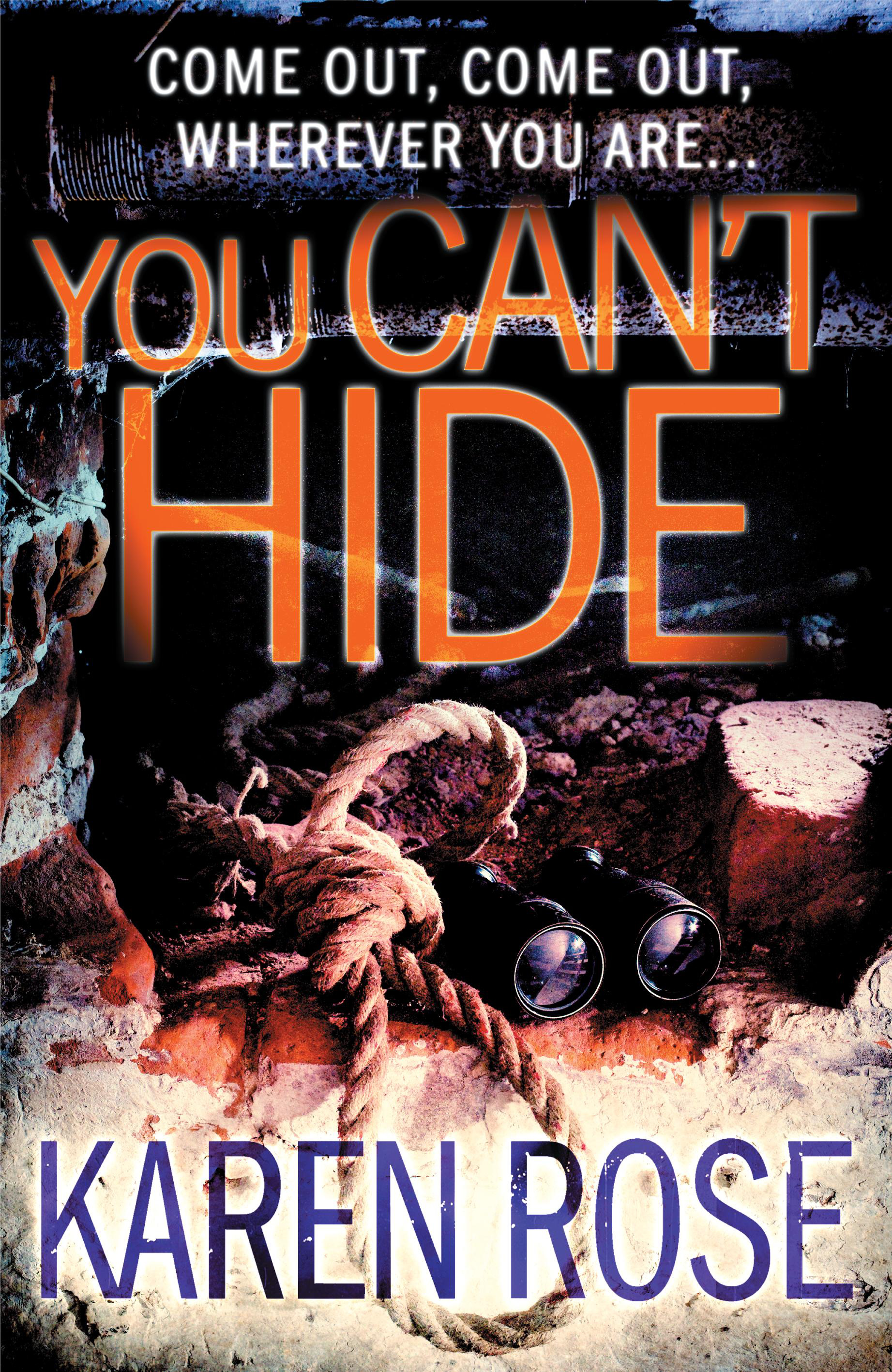 You Cant Hide The Chicago Series Book 4 By Karen Rose Books