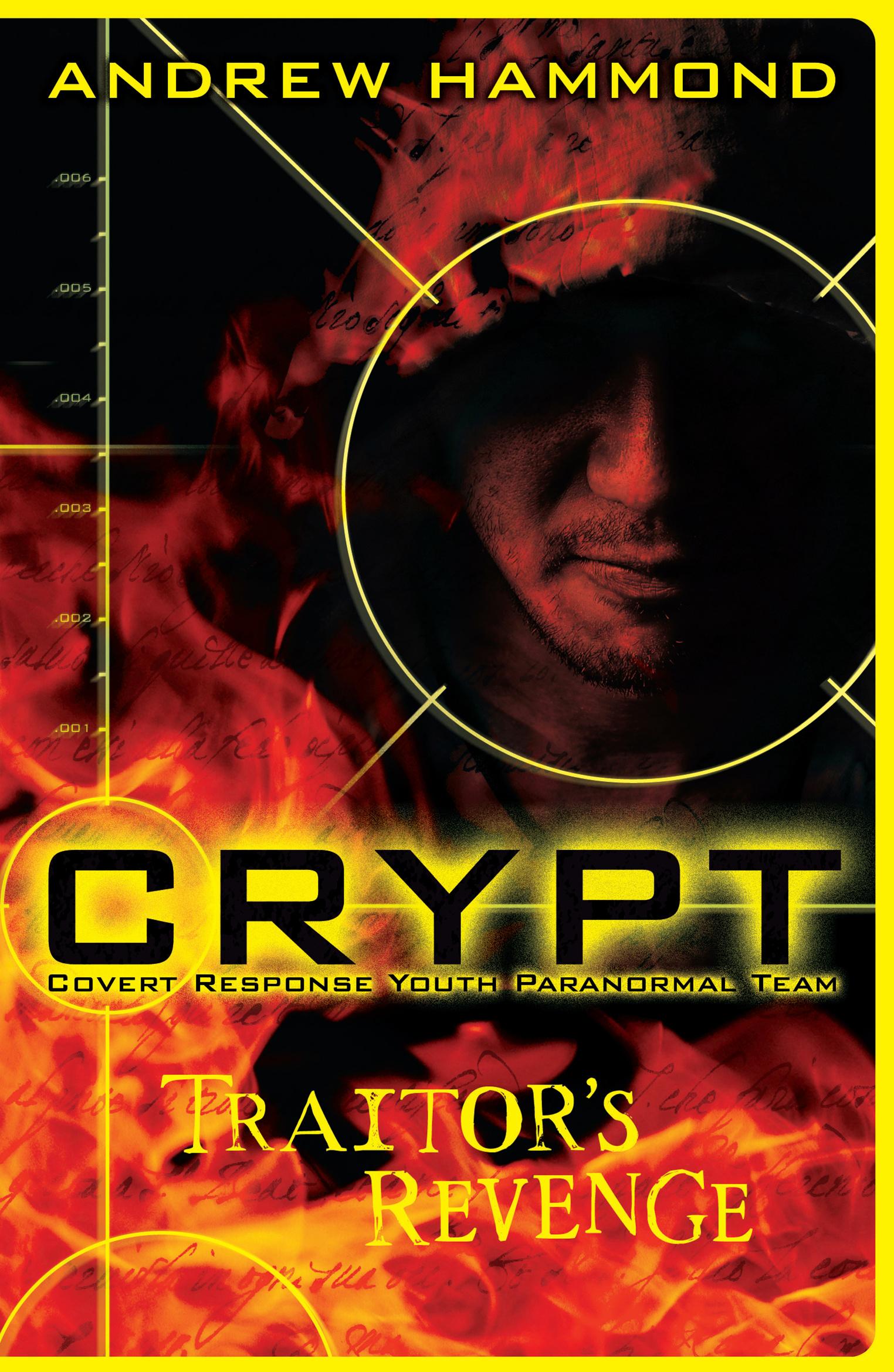 crypt traitor s revenge hammond andrew