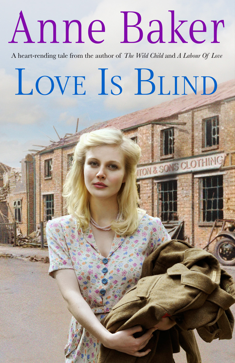 Love Is Blind A Gripping Saga Of War Tragedy And Bitter Jealousy