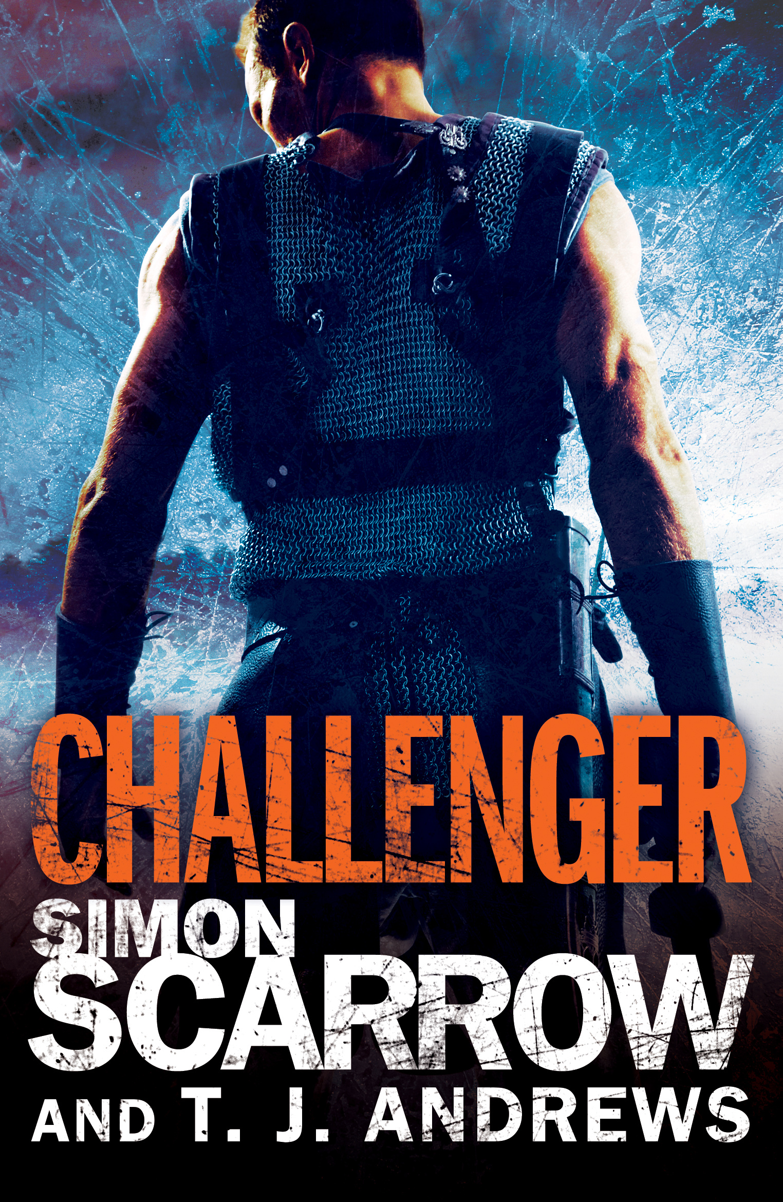 Arena Challenger Part Two Of The Roman Arena Series By Simon