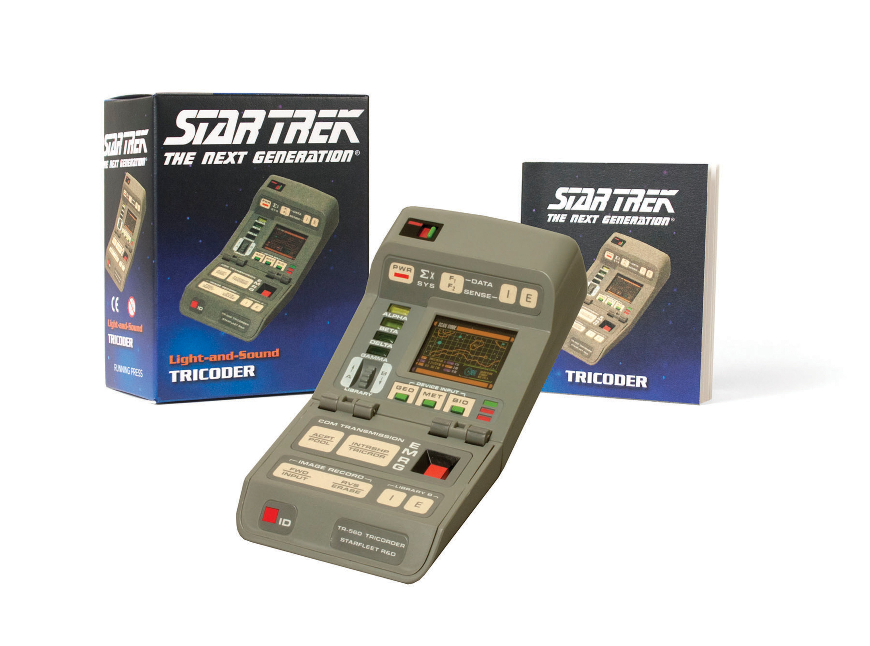... Star Trek: Light-and-Sound Tricorder · Download Image