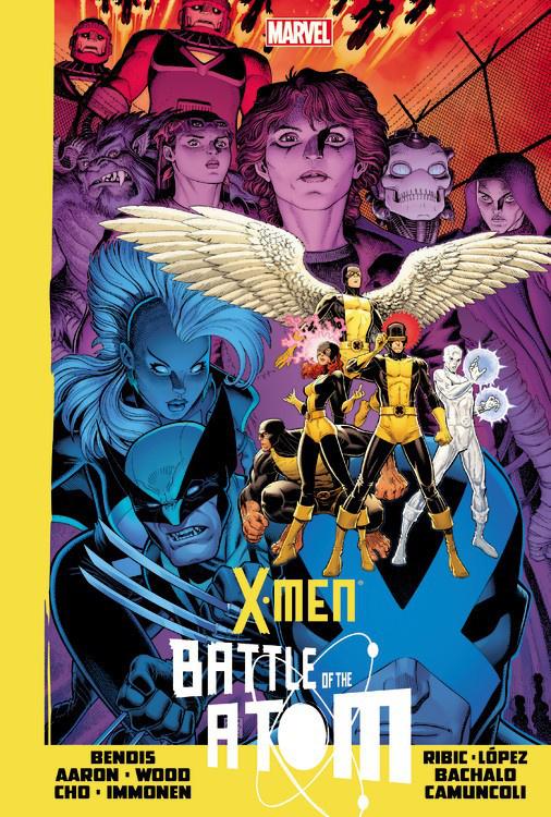X Men Battle Of The Atom By Brian Michael Bendis Books Hachette