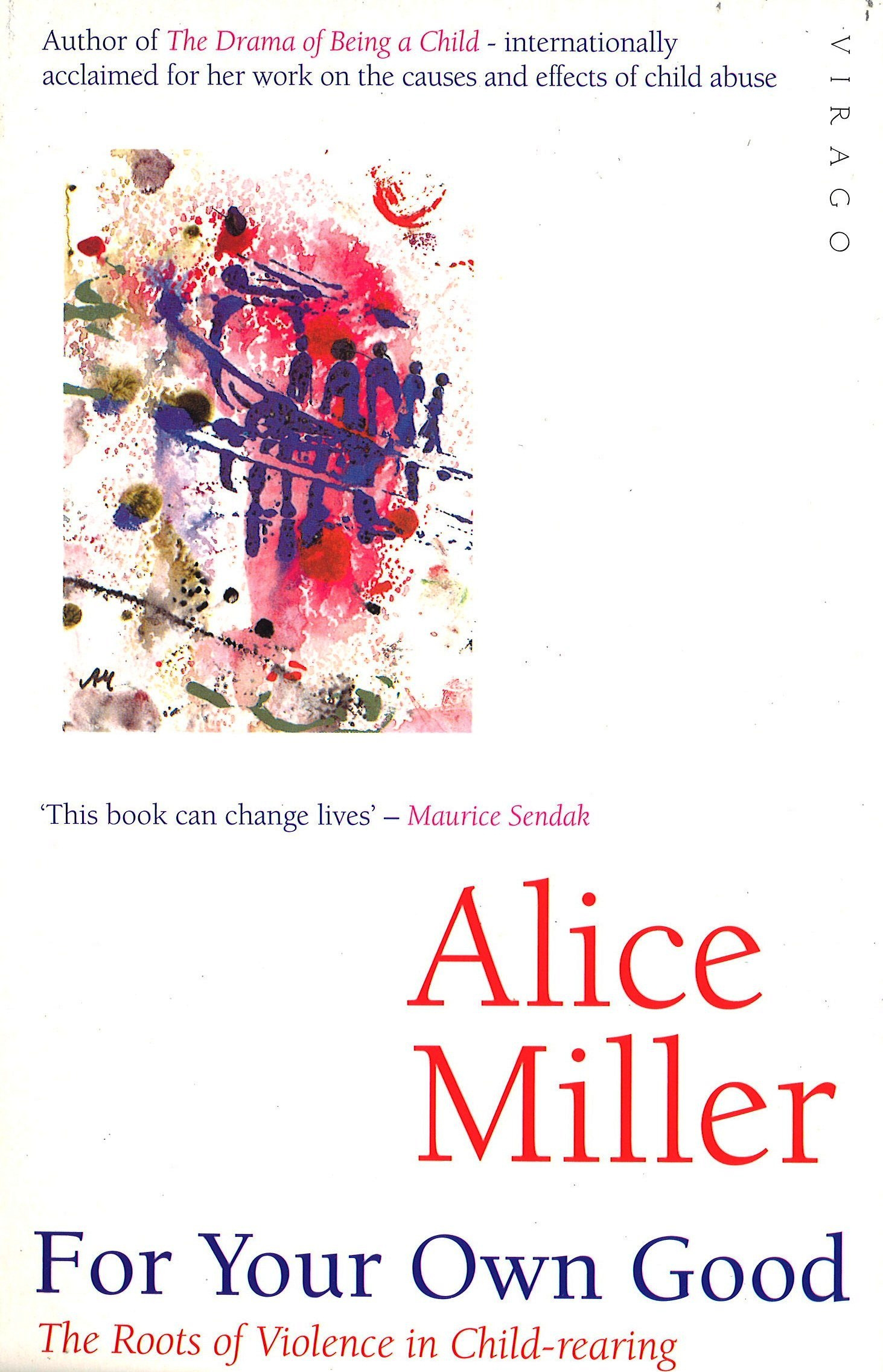 the feeling of love in the drama of a gifted child by alice miller