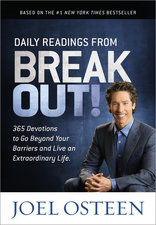 Daily Readings From Break Out 365 Devotions To Go Beyond Your