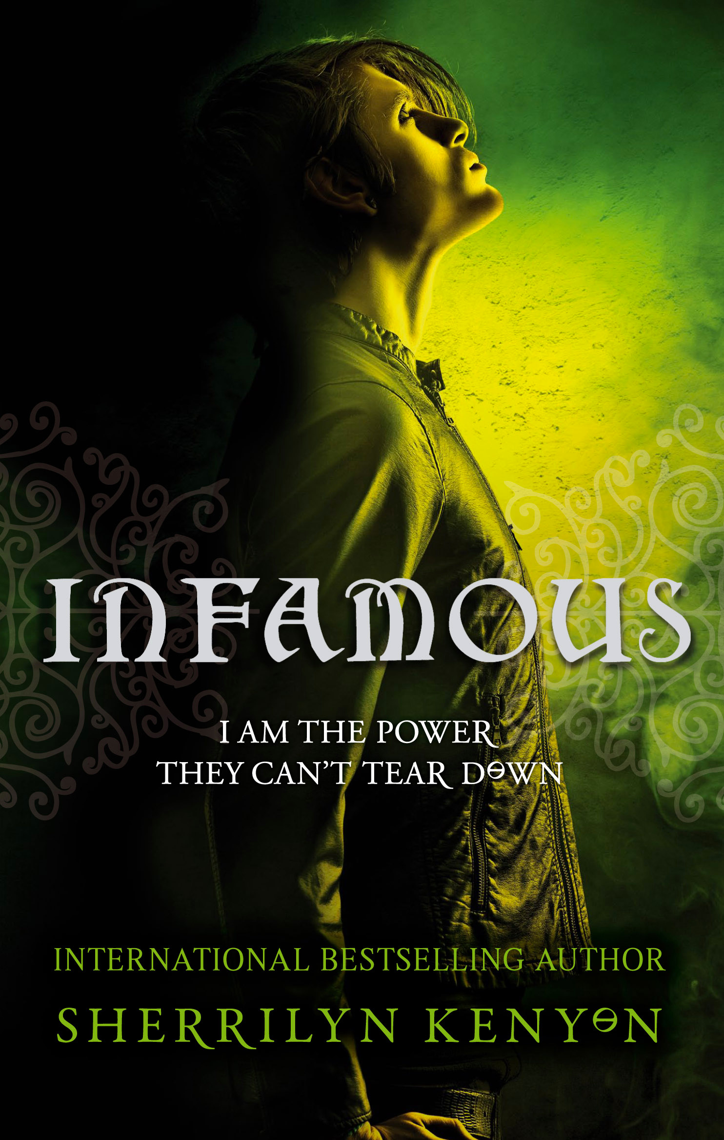 Infamous Number 3 In Series By Sherrilyn Kenyon Books Hachette