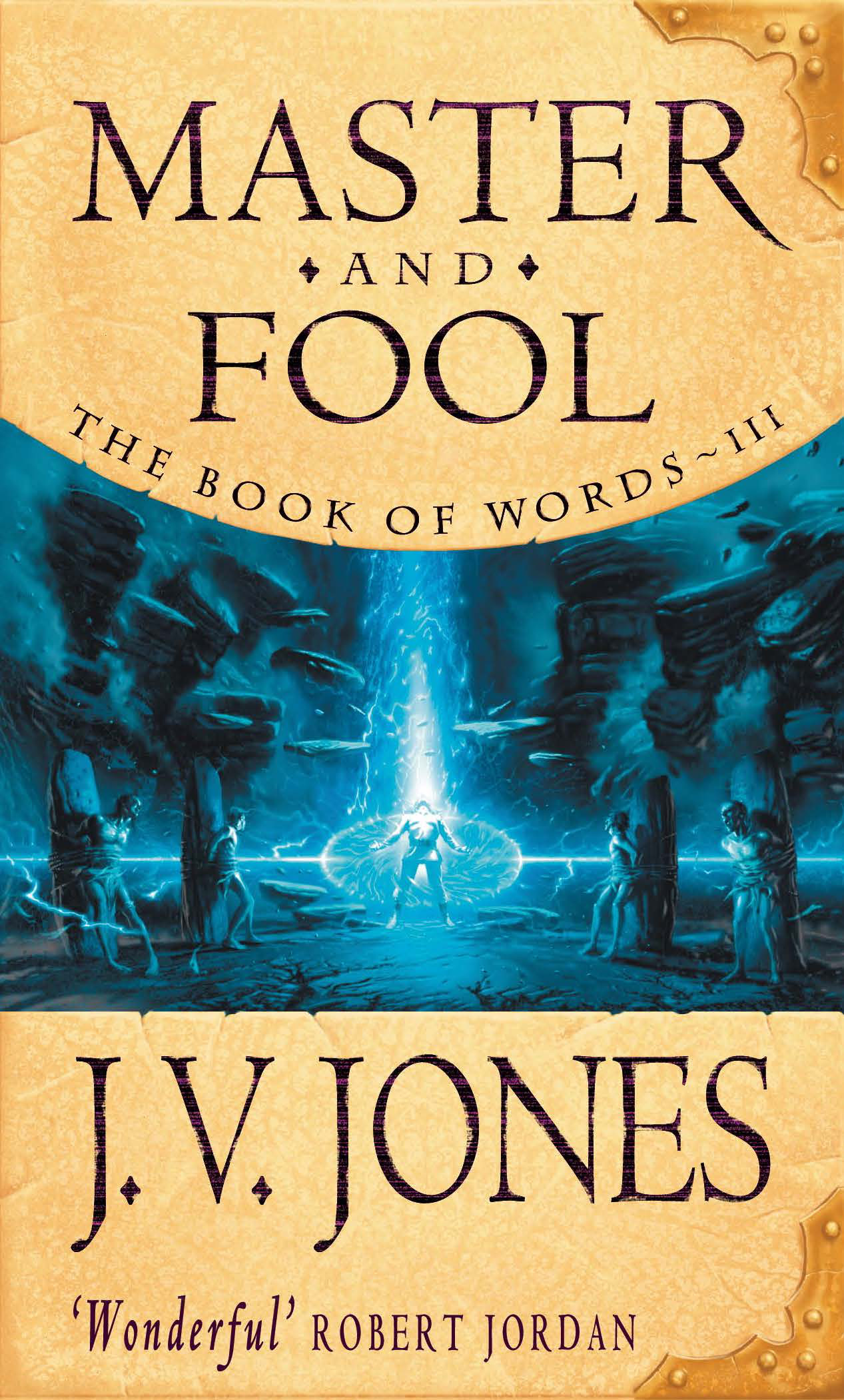Master & Fool (Book of Words)