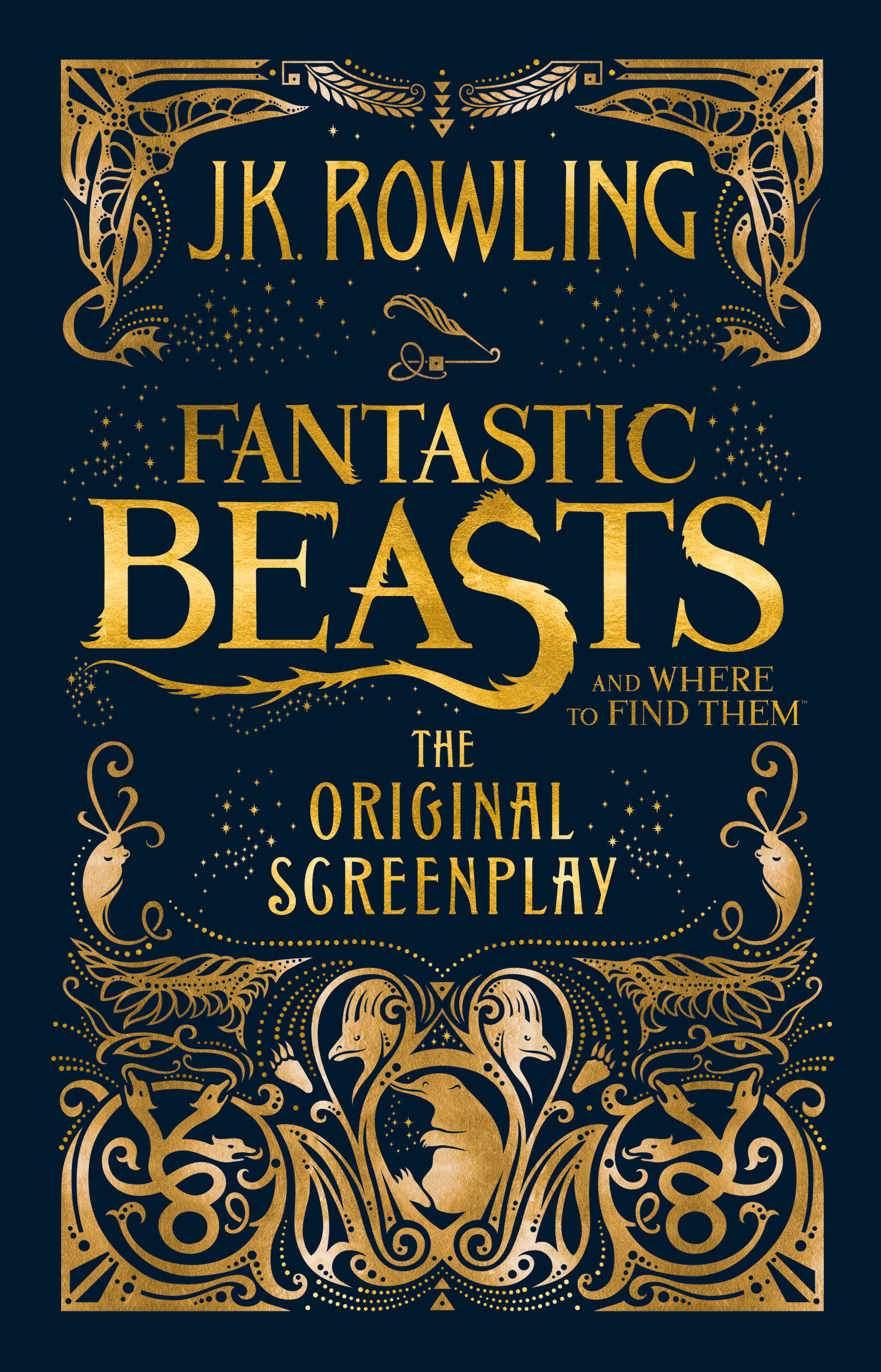 Fantastic beasts and where to find them (novel)