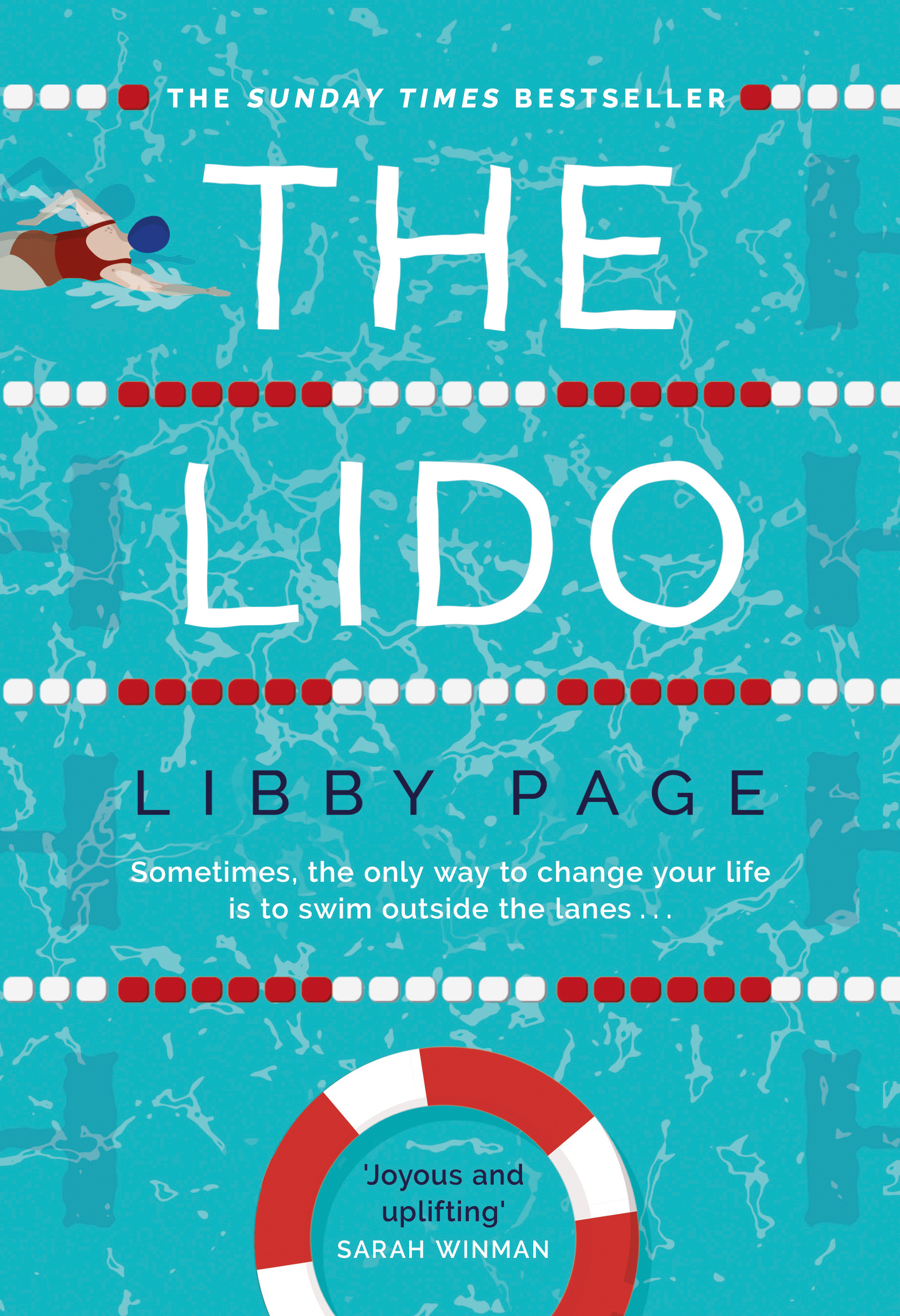 Image result for the lido libby page book cover