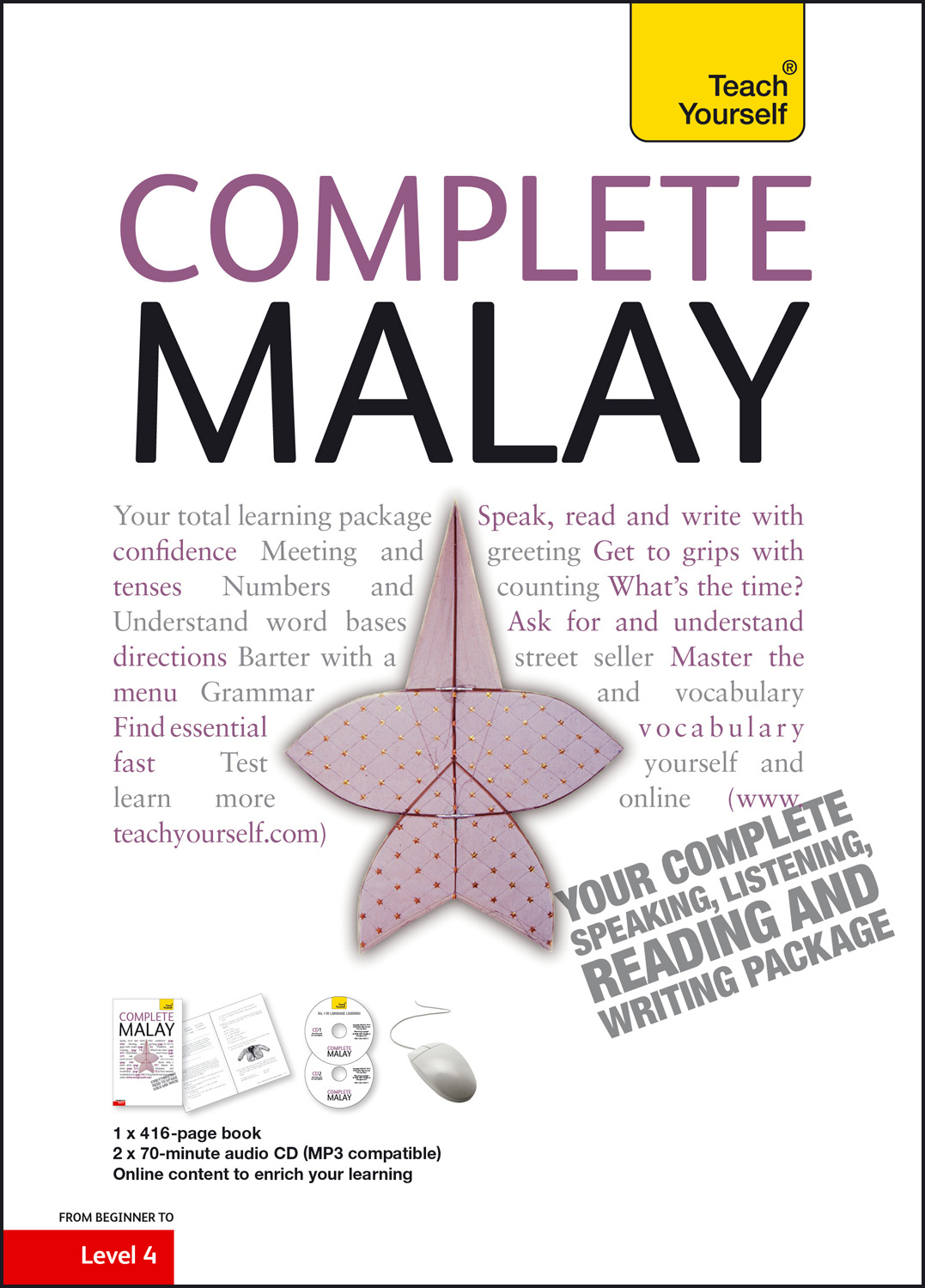 Complete Malay Beginner To Intermediate Book And Audio Course Learn