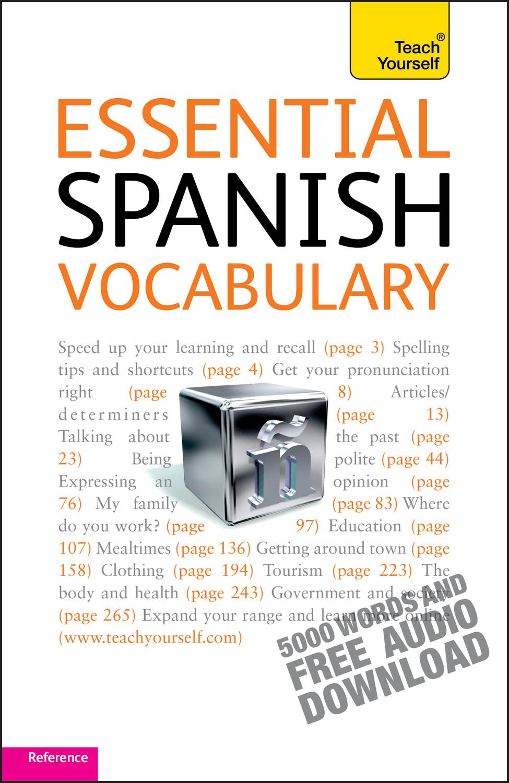 Online spanish vocabulary games
