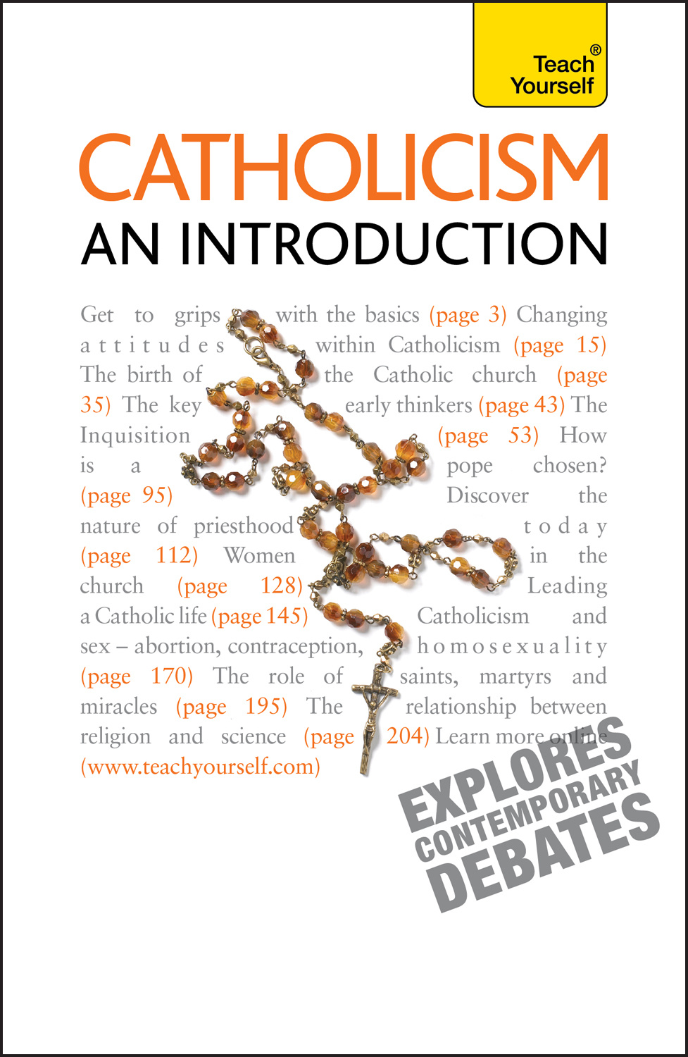 Catholicism An Introduction A Comprehensive Guide To The History