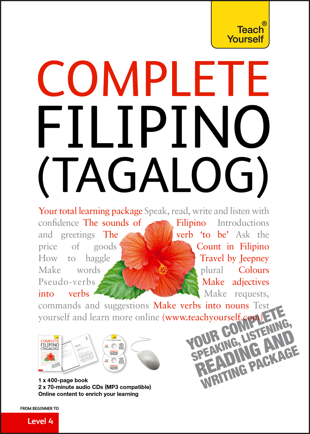 Complete Filipino Tagalog Beginner To Intermediate Book And Audio