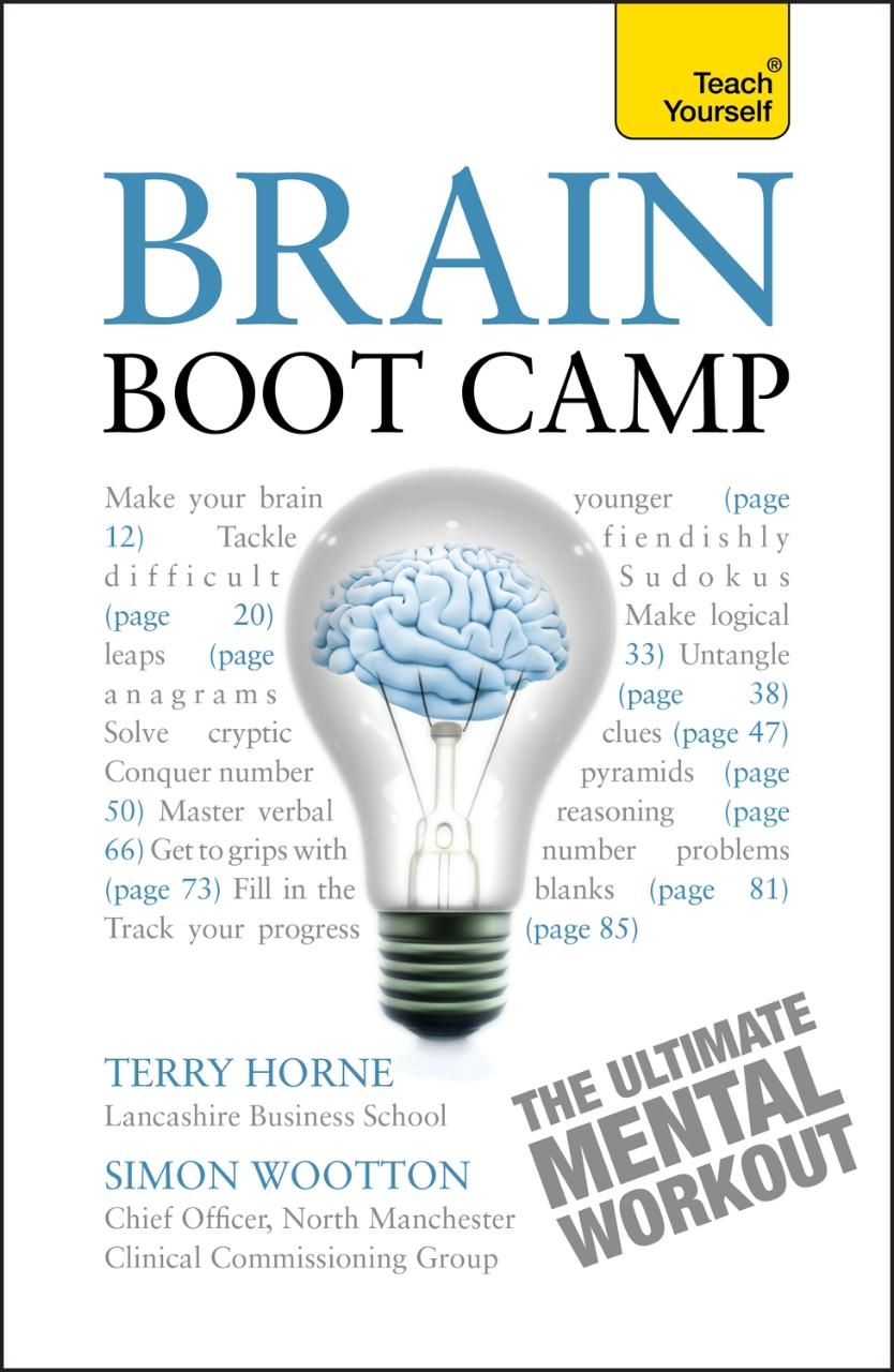 brilliant brain training horne terry wootton simon