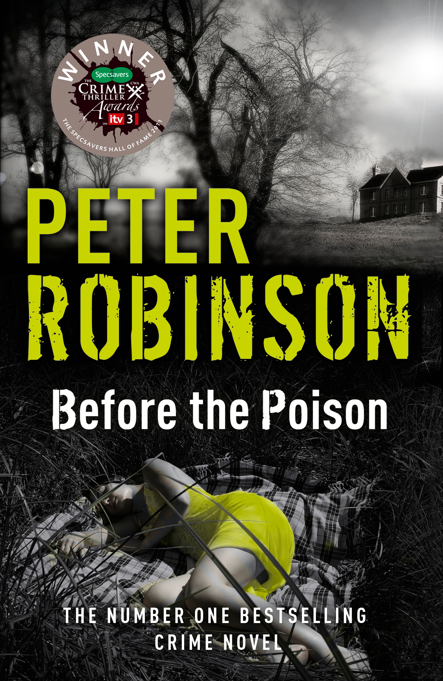 Watching The Dark Dci Banks 20 By Peter Robinson Books border=