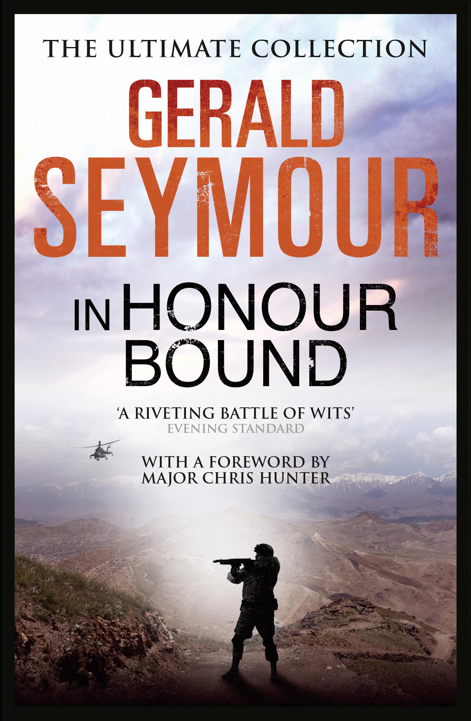 the untouchable seymour gerald