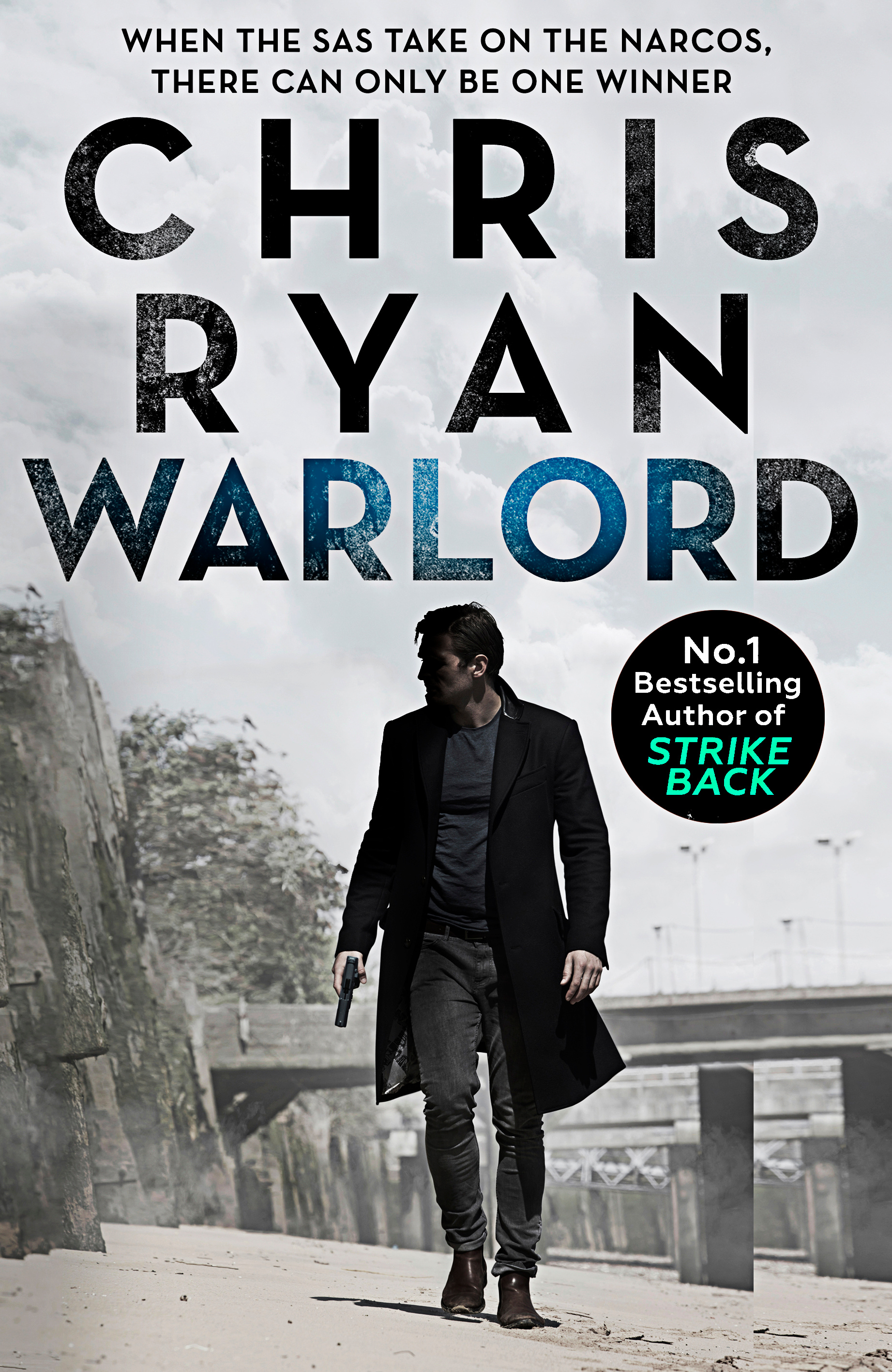 Warlord Danny Black Thriller 5 By Chris Ryan Books Hachette