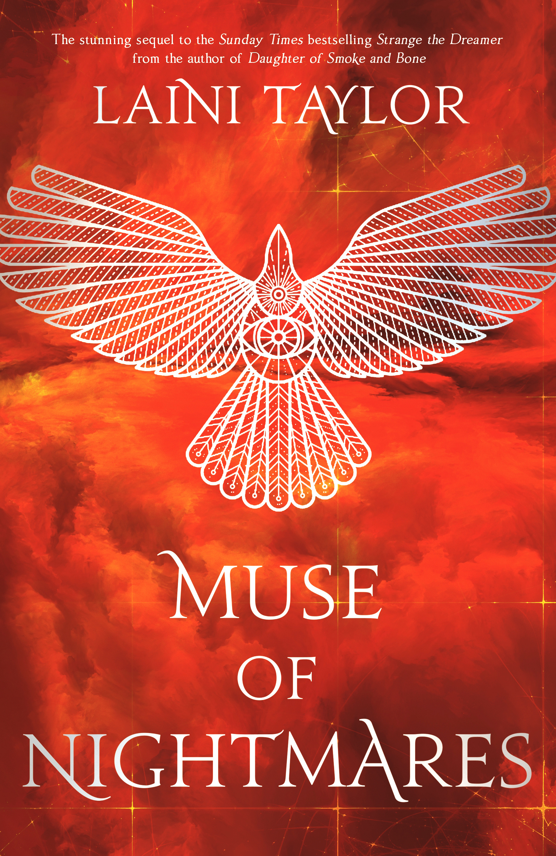 Muse Of Nightmares The Magical Sequel To Strange The Dreamer By
