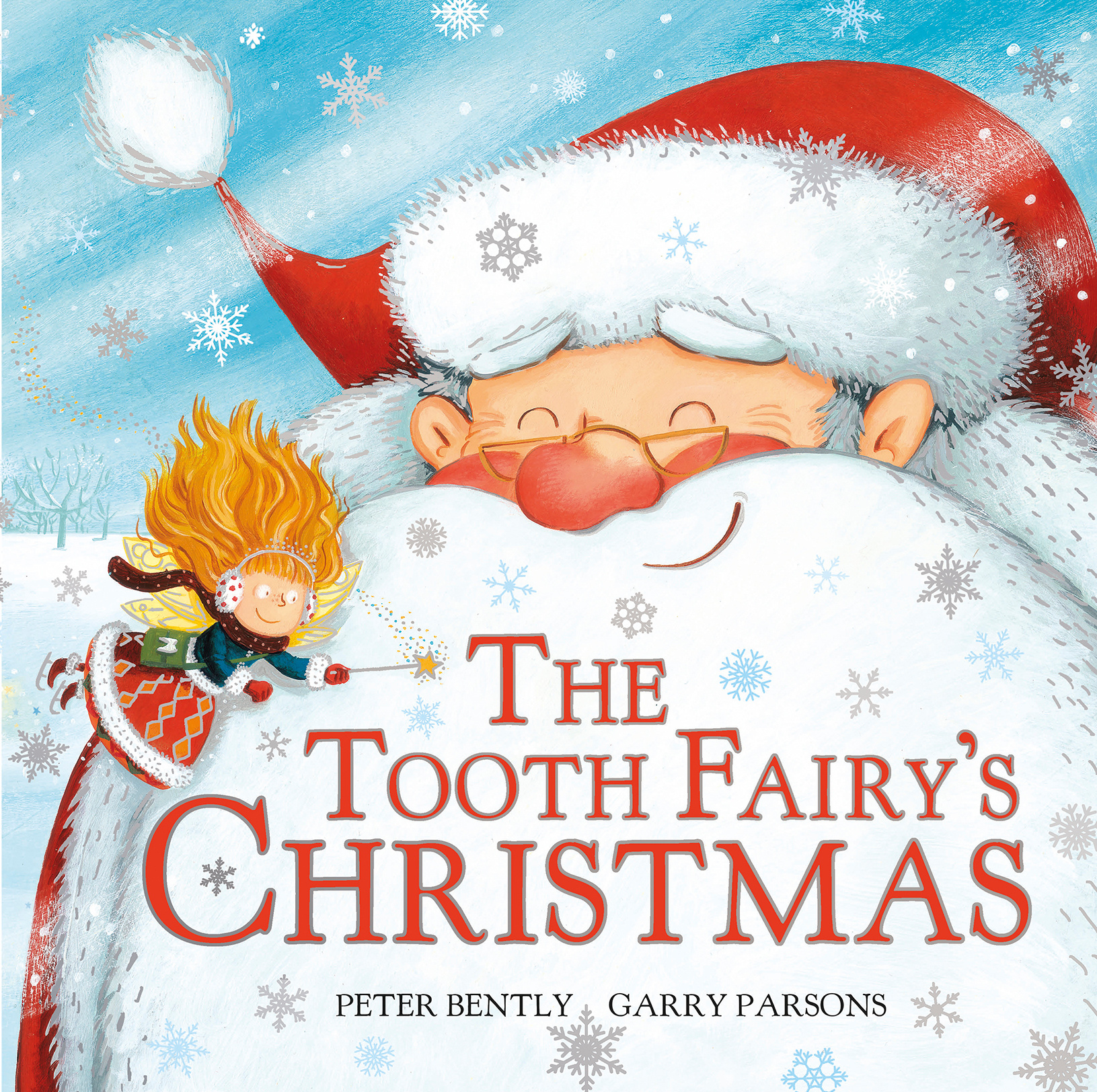 Tooth Fairy's Christmas by Peter Bently - Books - Hachette Australia