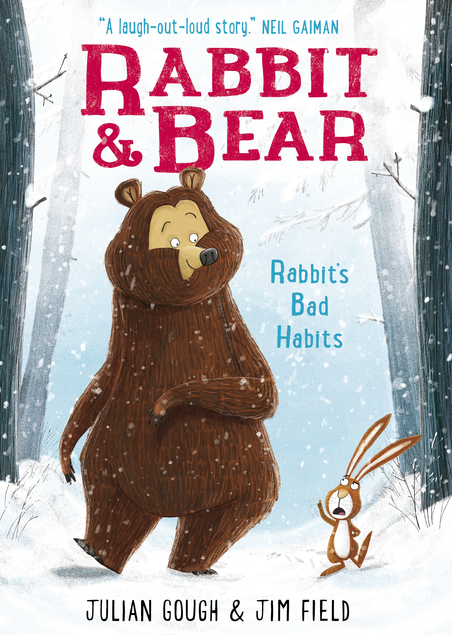 rabbit and bear rabbit s bad habits book 1 by jim field books