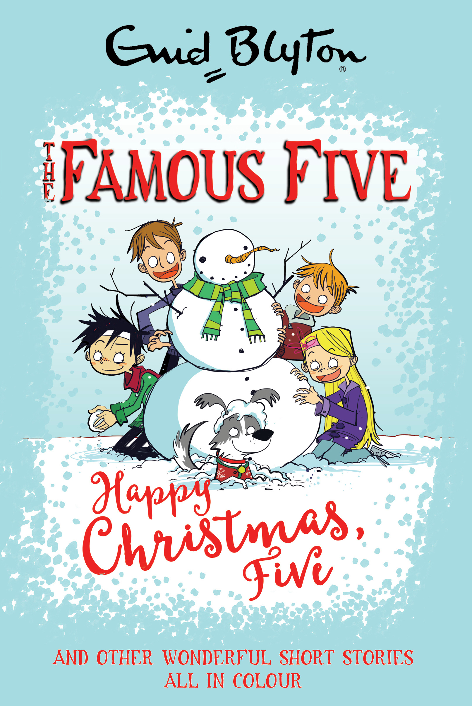 famous five short storie for national curriculum key stage 2 interest age from c 7 years fiction classic fiction childrens teenage