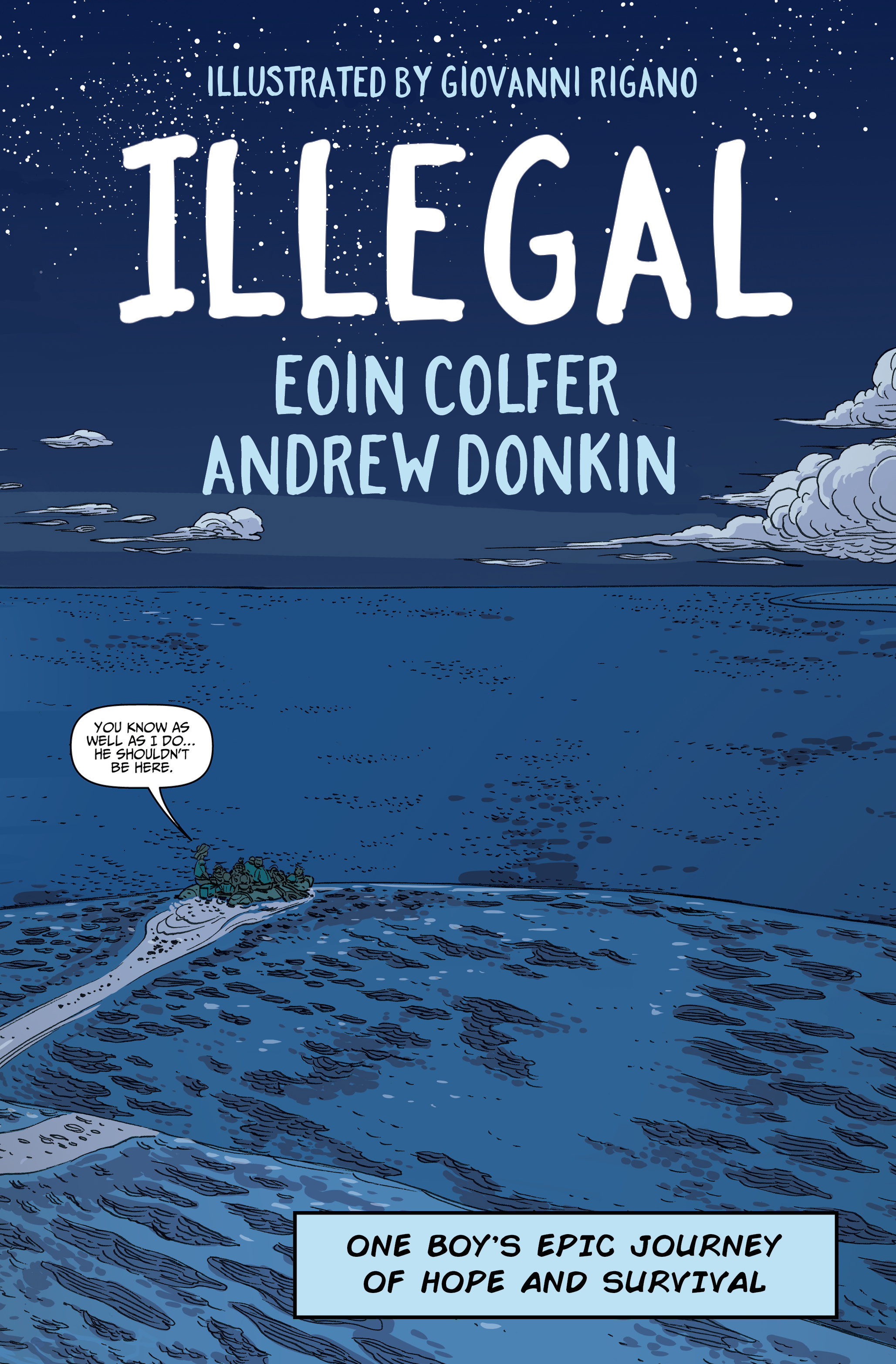 Image result for illegal by eoin colfer