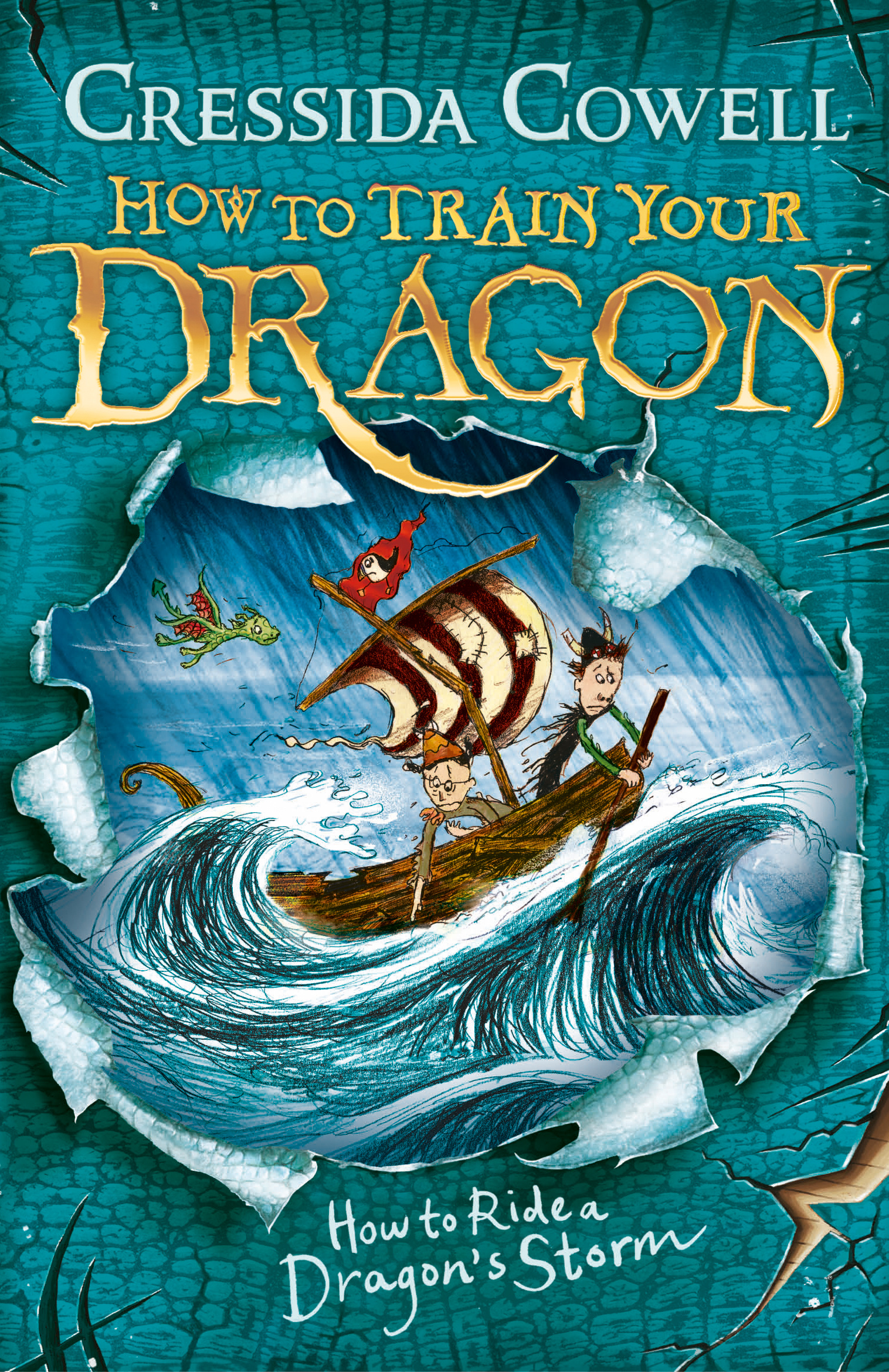 How to Train Your Dragon How to Ride a Dragons Storm by Cressida